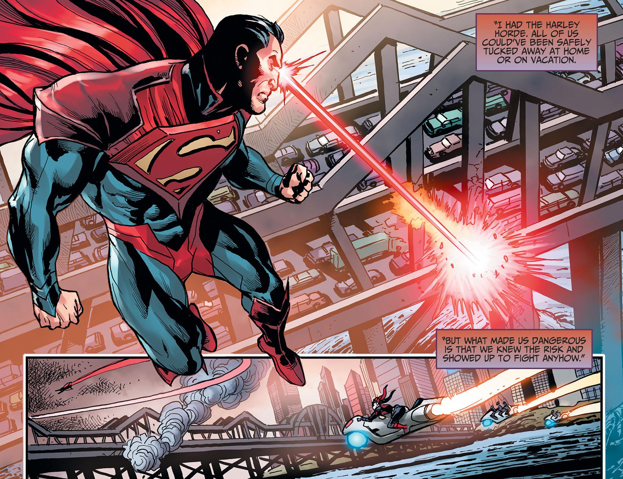Read online Injustice: Ground Zero comic -  Issue #22 - 13