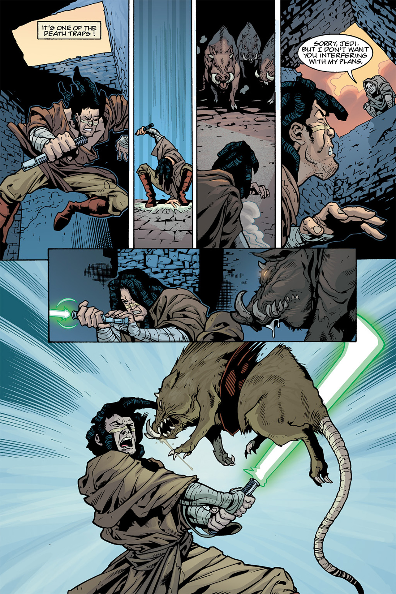 Read online Star Wars Omnibus comic -  Issue # Vol. 15 - 136