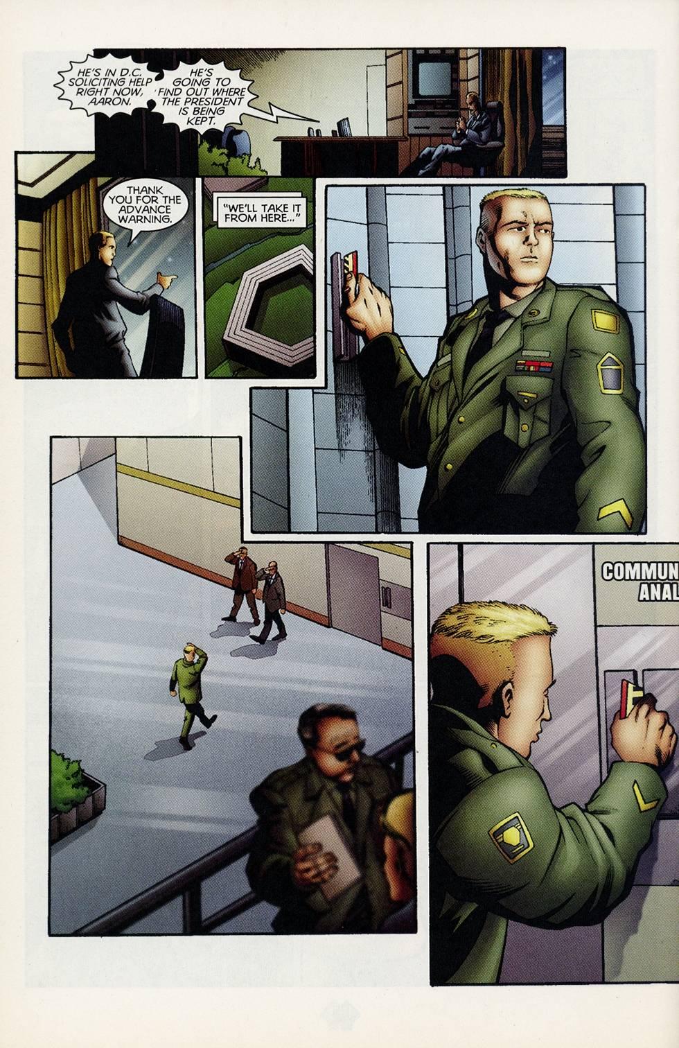 Read online Turok comic -  Issue #2 - 13