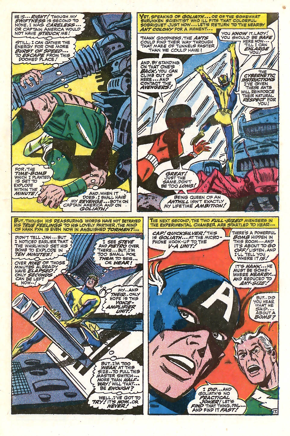 The Avengers (1963) 46 Page 17