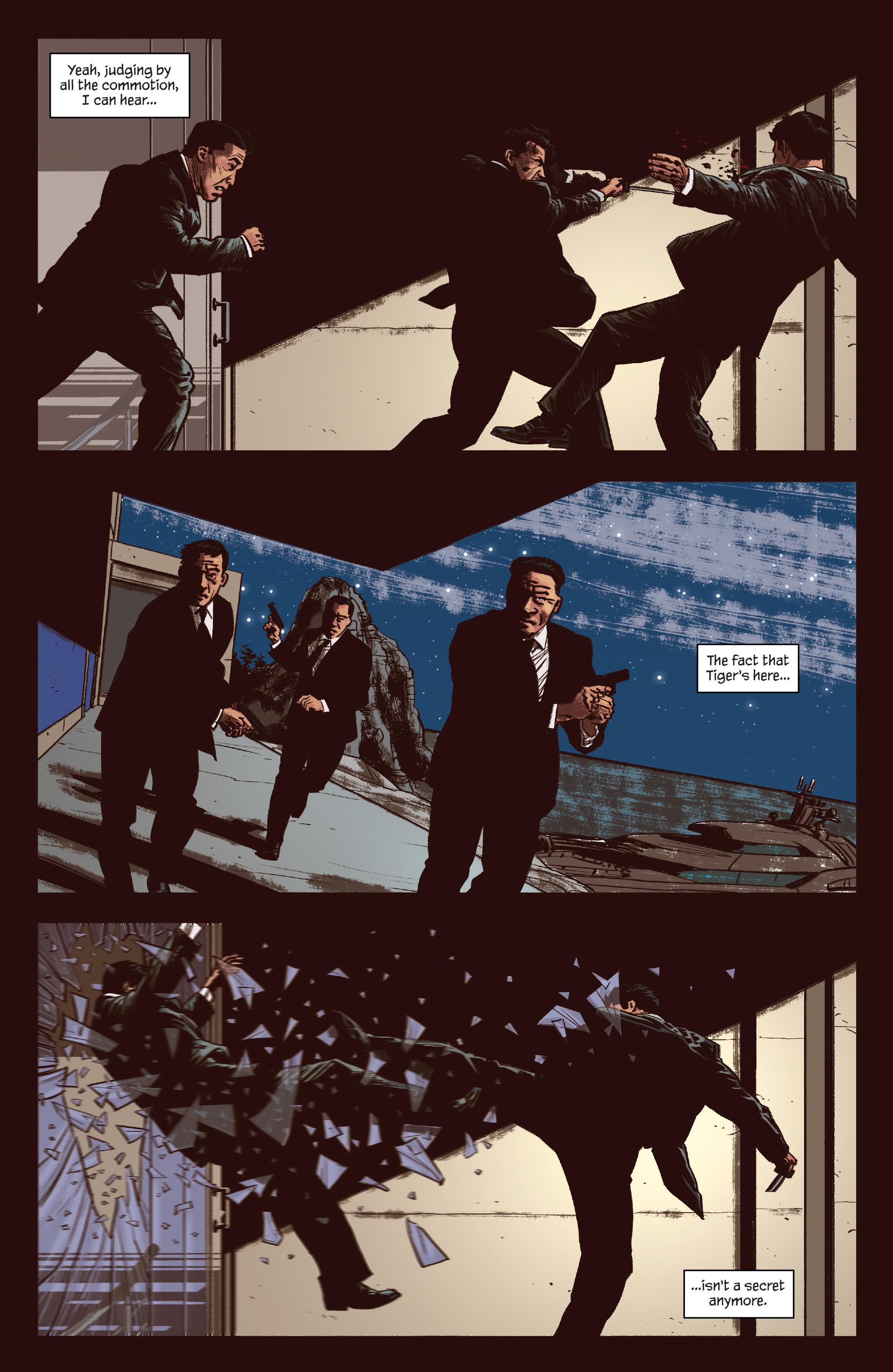 Read online James Bond: Felix Leiter comic -  Issue #5 - 8