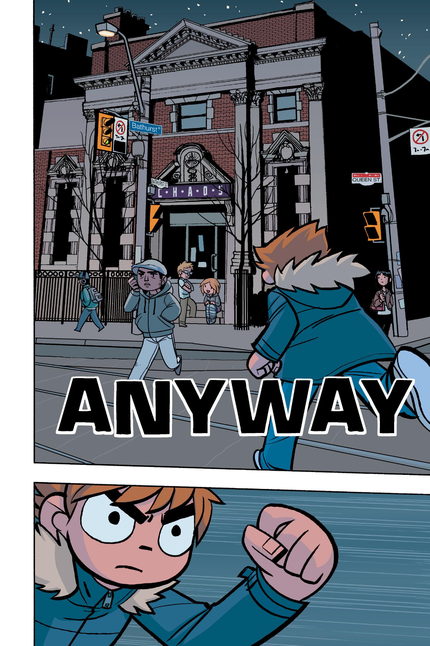 Read online Scott Pilgrim comic -  Issue #6 - 97