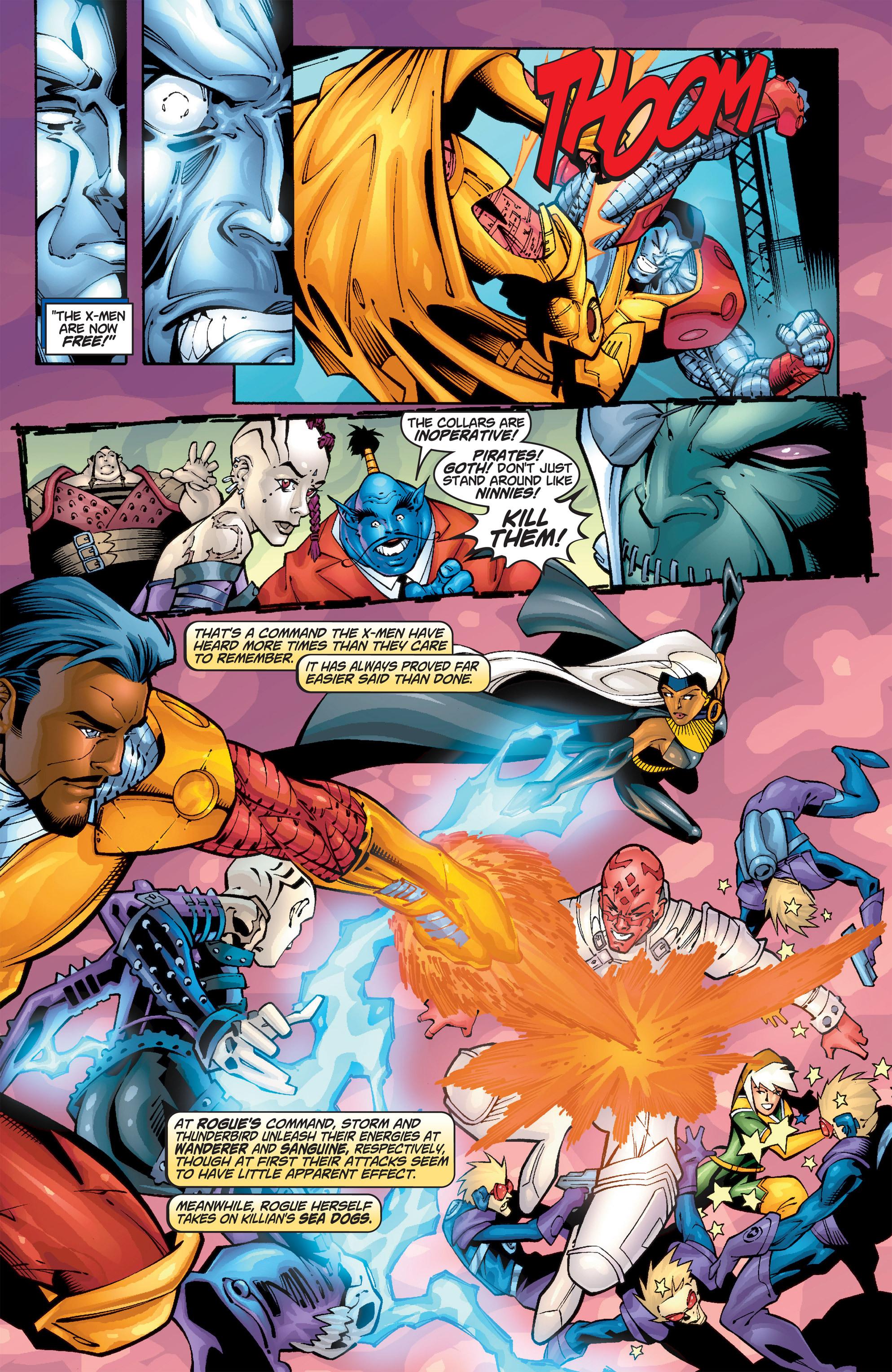 Read online Uncanny X-Men (1963) comic -  Issue #385 - 19