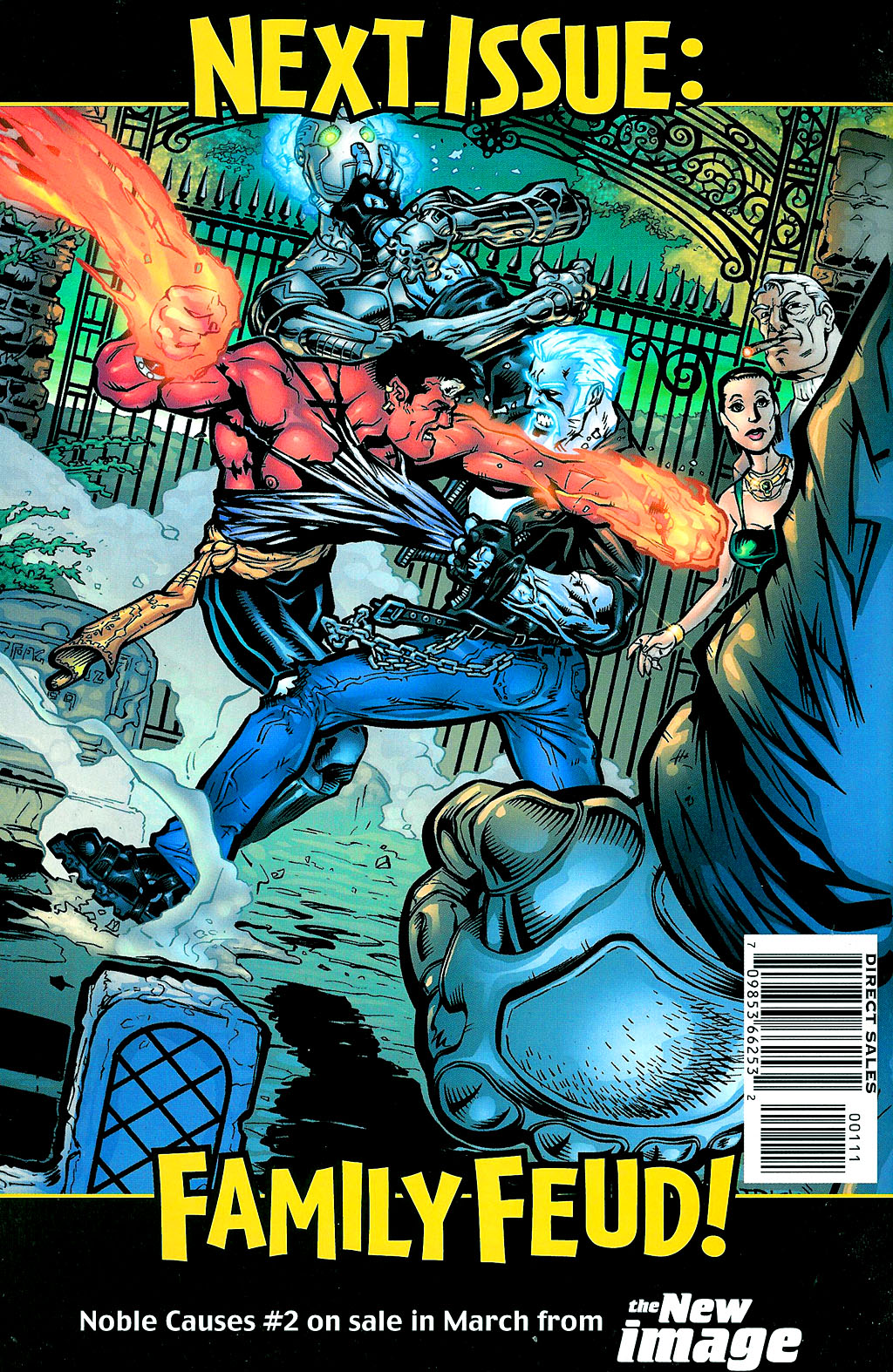 Read online Noble Causes (2002) comic -  Issue #1 - 29