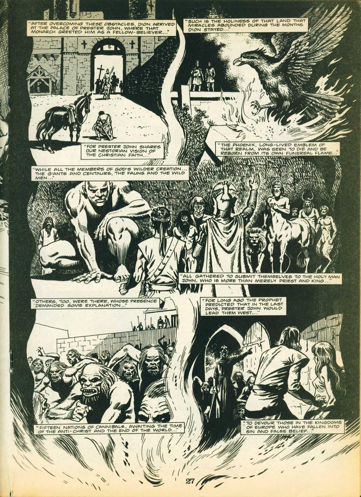 Warrior Issue #11 #12 - English 27