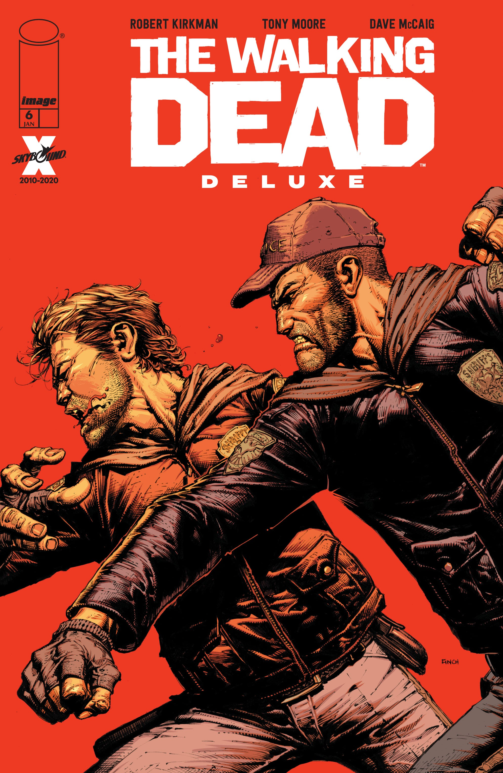 The Walking Dead Deluxe 6 Page 1