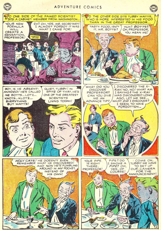 Read online Adventure Comics (1938) comic -  Issue #146 - 42