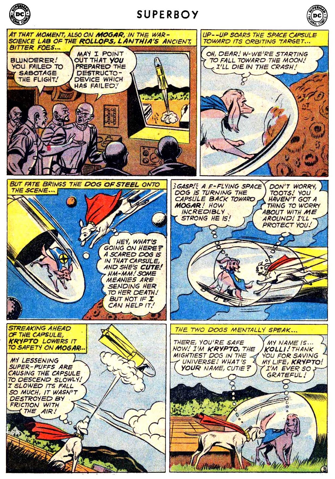 Superboy (1949) issue 87 - Page 13