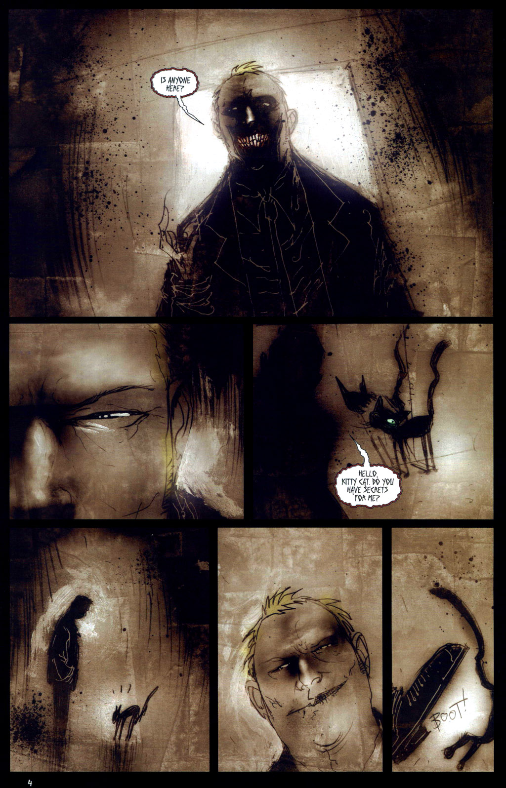 Read online 30 Days of Night: Return to Barrow comic -  Issue #6 - 6