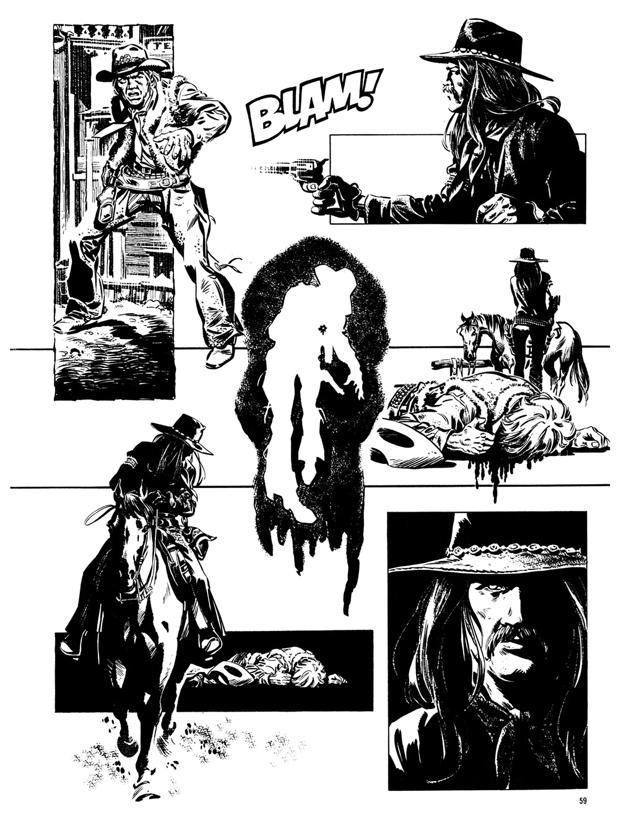 Read online Eerie Archives comic -  Issue # TPB 9 - 60