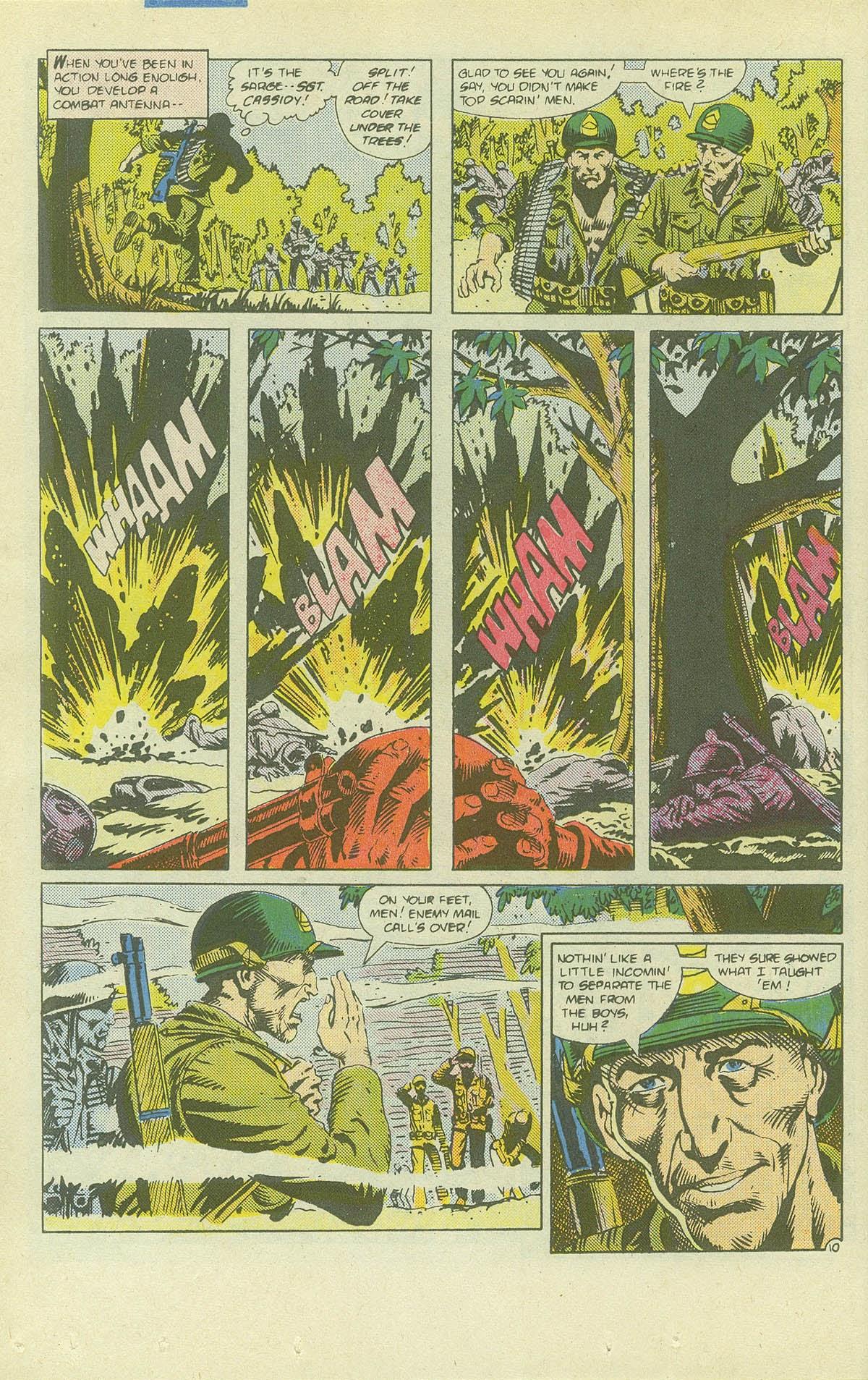 Read online Sgt. Rock comic -  Issue #411 - 15