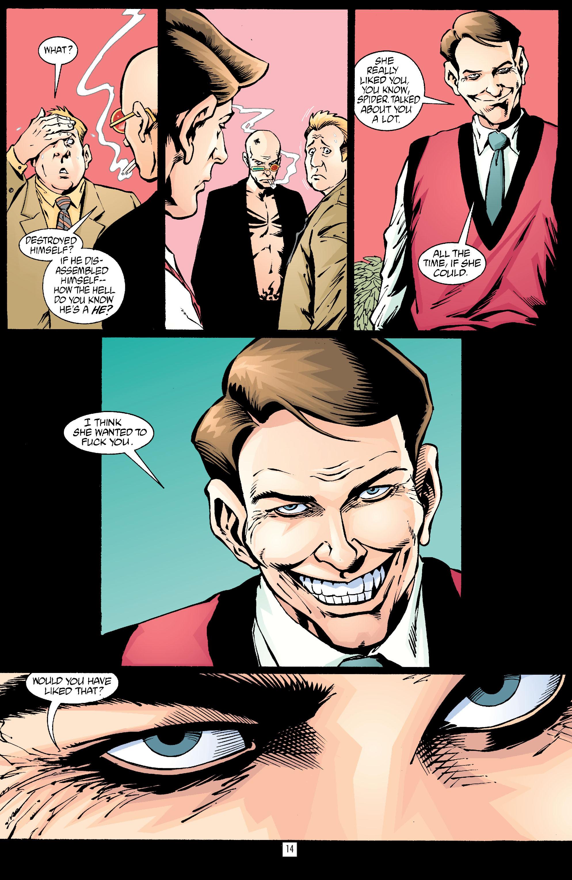 Read online Transmetropolitan comic -  Issue #23 - 15