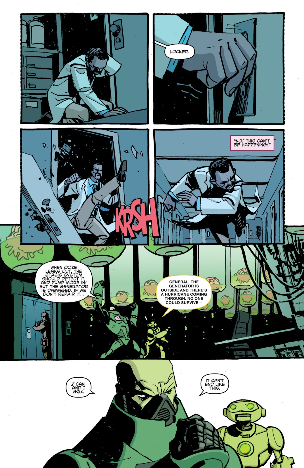 Read online Teenage Mutant Ninja Turtles: The IDW Collection comic -  Issue # TPB 4 (Part 1) - 78
