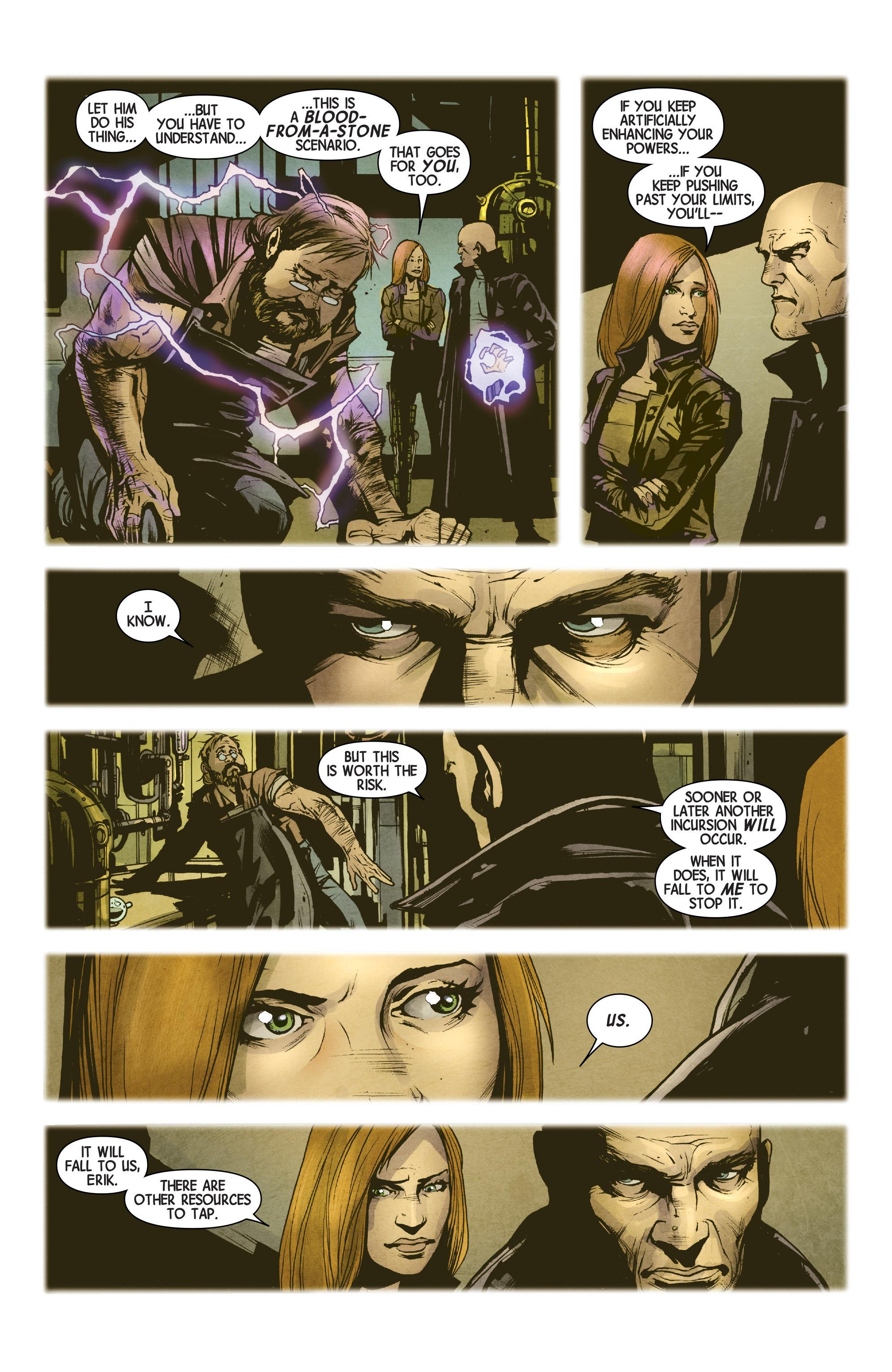 Read online Secret Wars: Last Days of the Marvel Universe comic -  Issue # TPB (Part 1) - 160