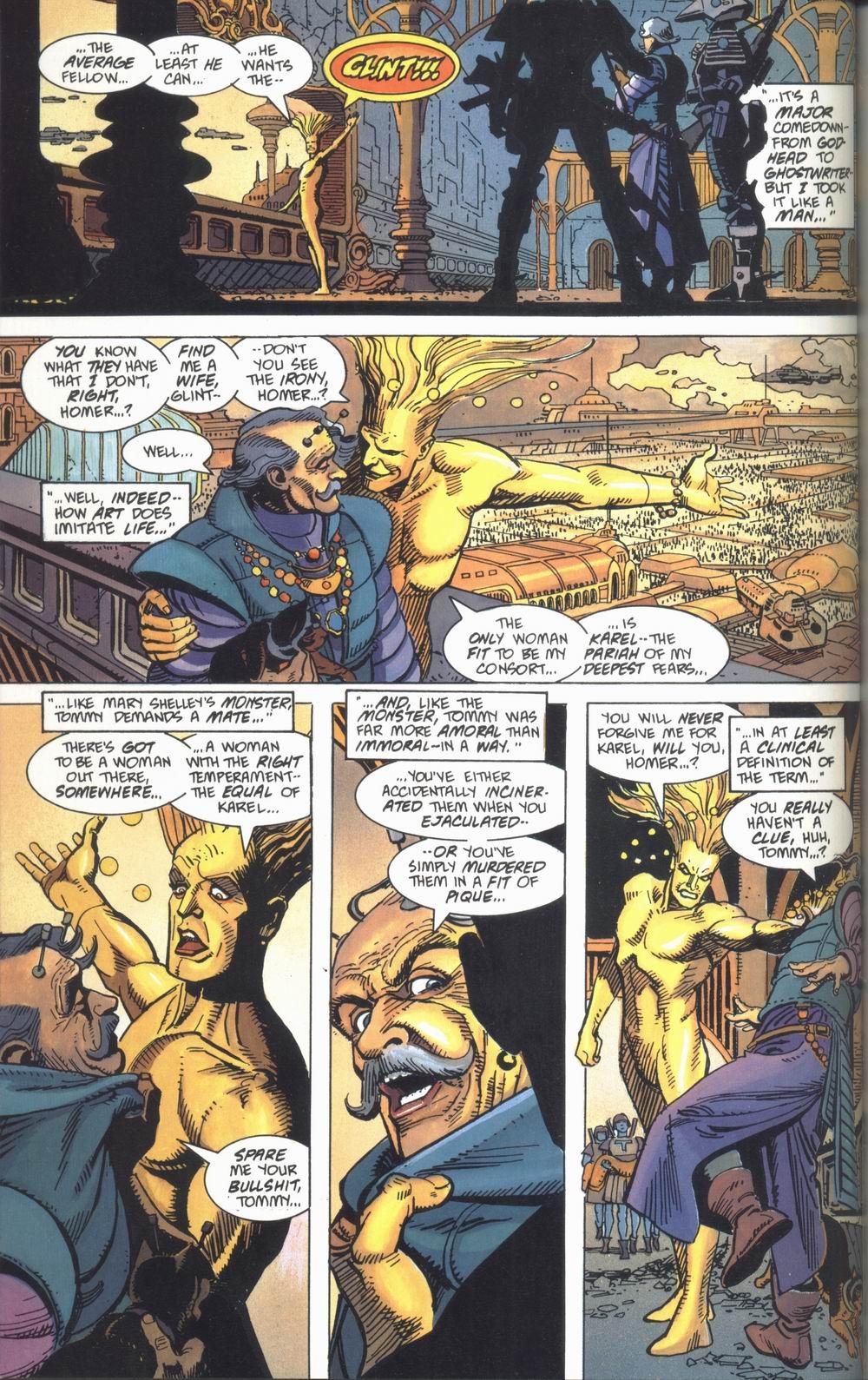Read online Twilight comic -  Issue #3 - 29