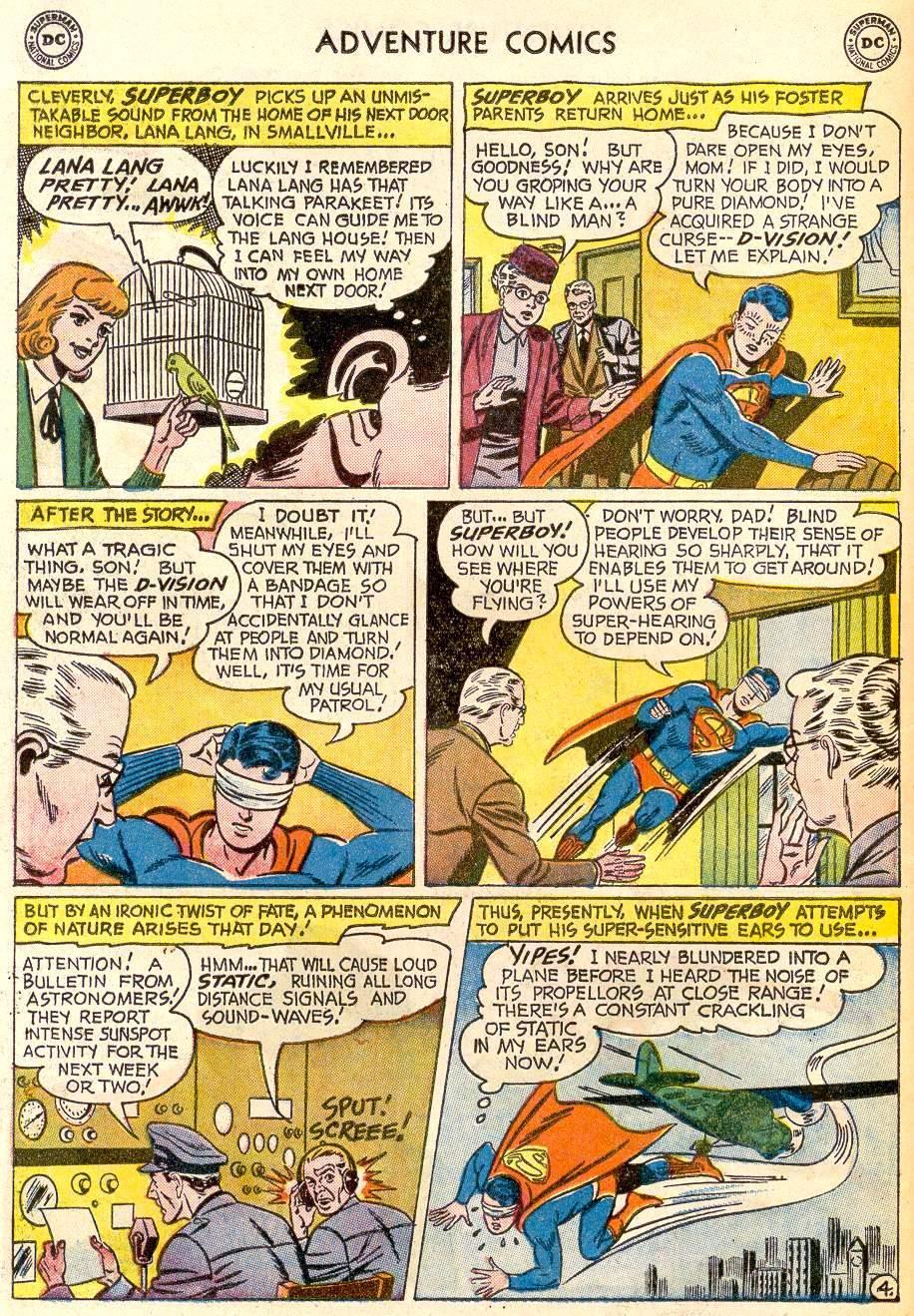Read online Adventure Comics (1938) comic -  Issue #259 - 6