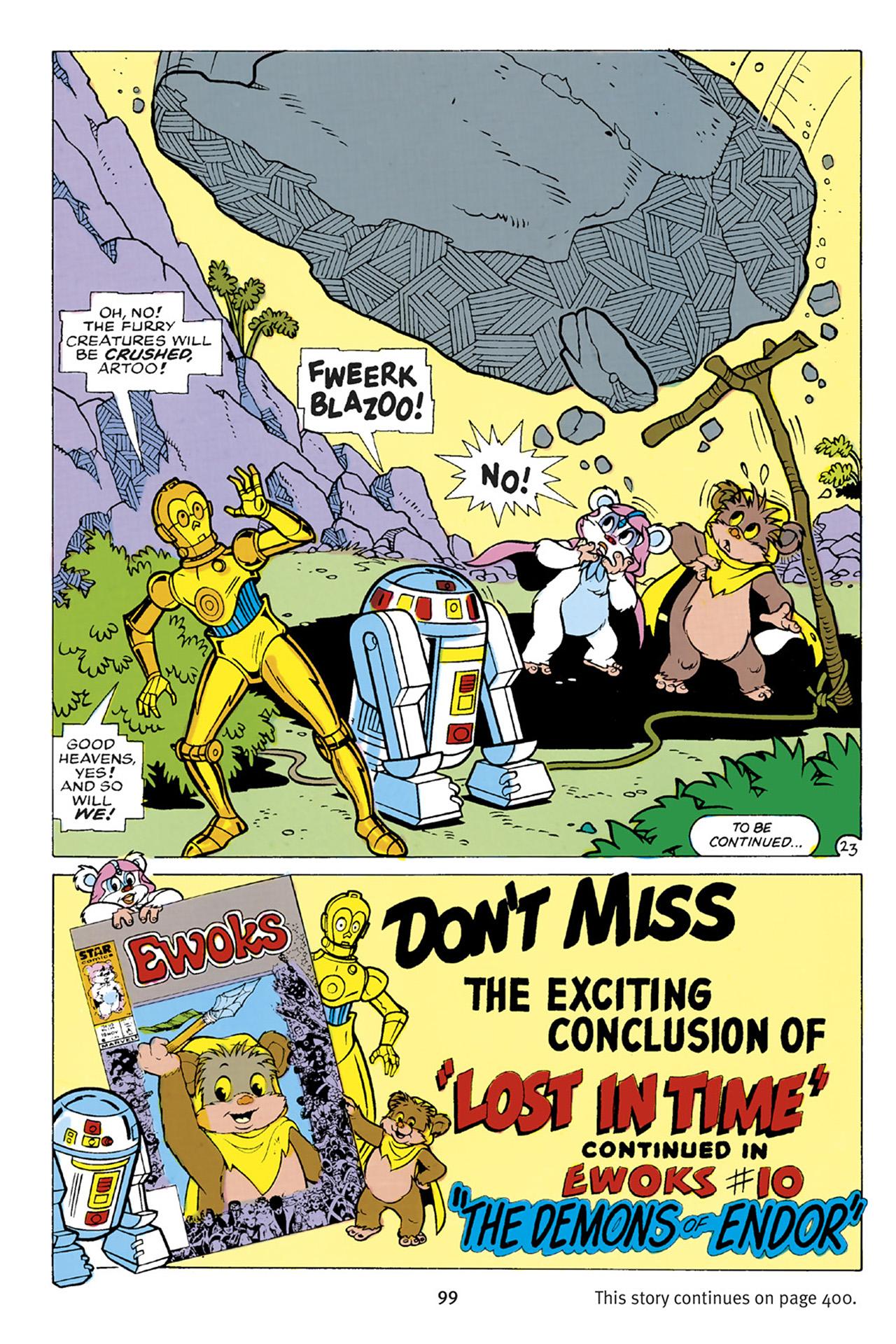 Read online Star Wars Omnibus comic -  Issue # Vol. 23 - 98