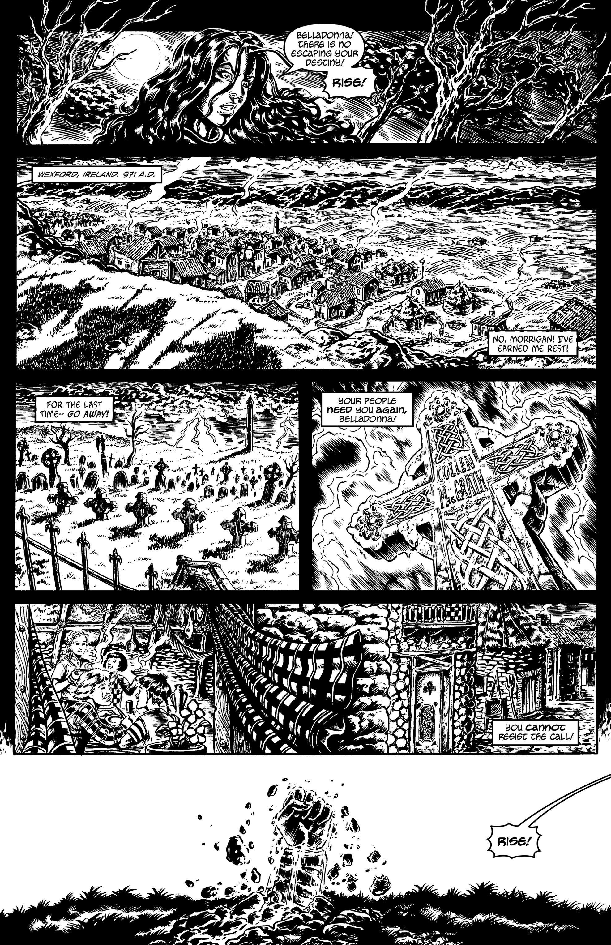 Read online Belladonna: Origins comic -  Issue #1 - 13