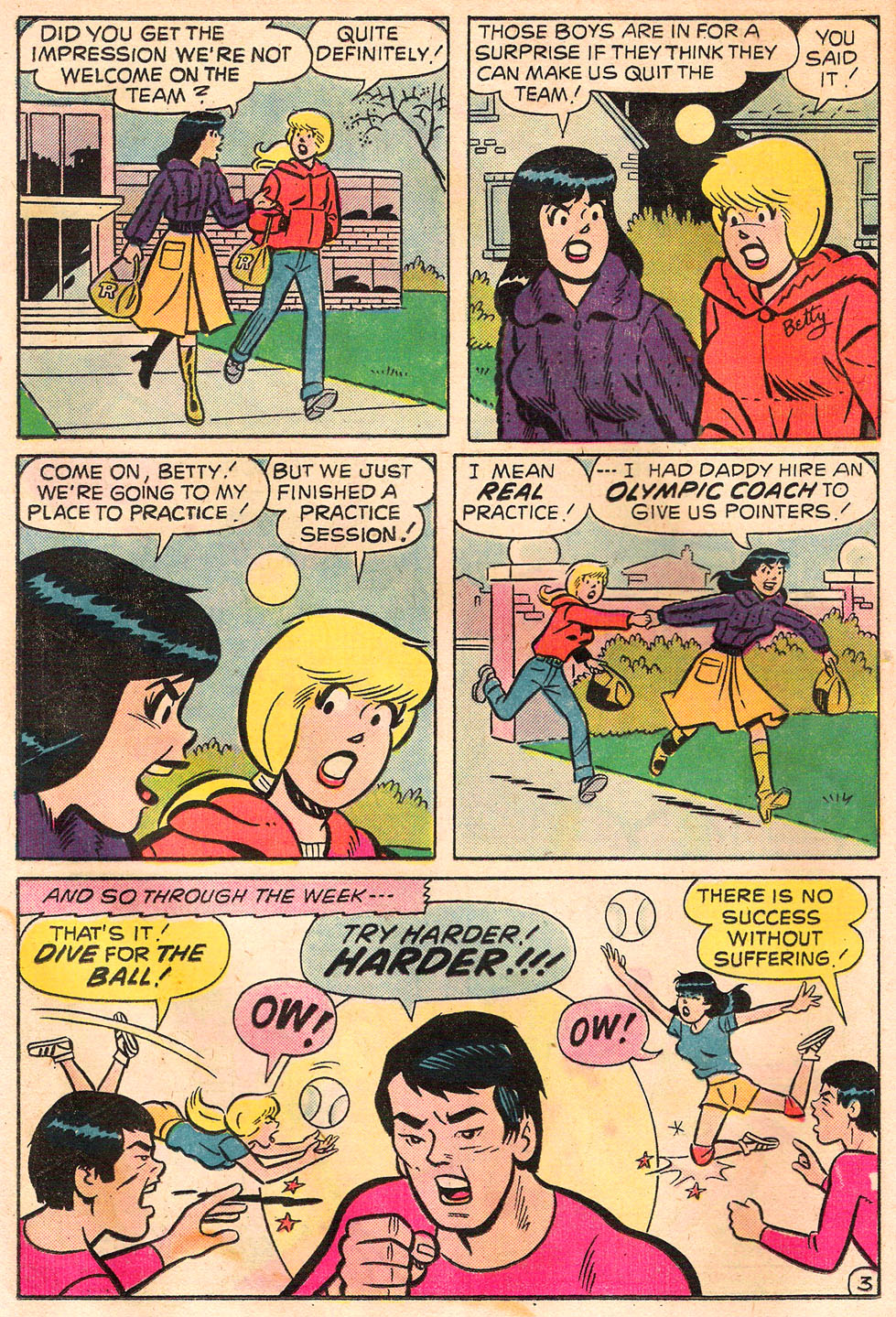 Read online Archie's Girls Betty and Veronica comic -  Issue #245 - 22