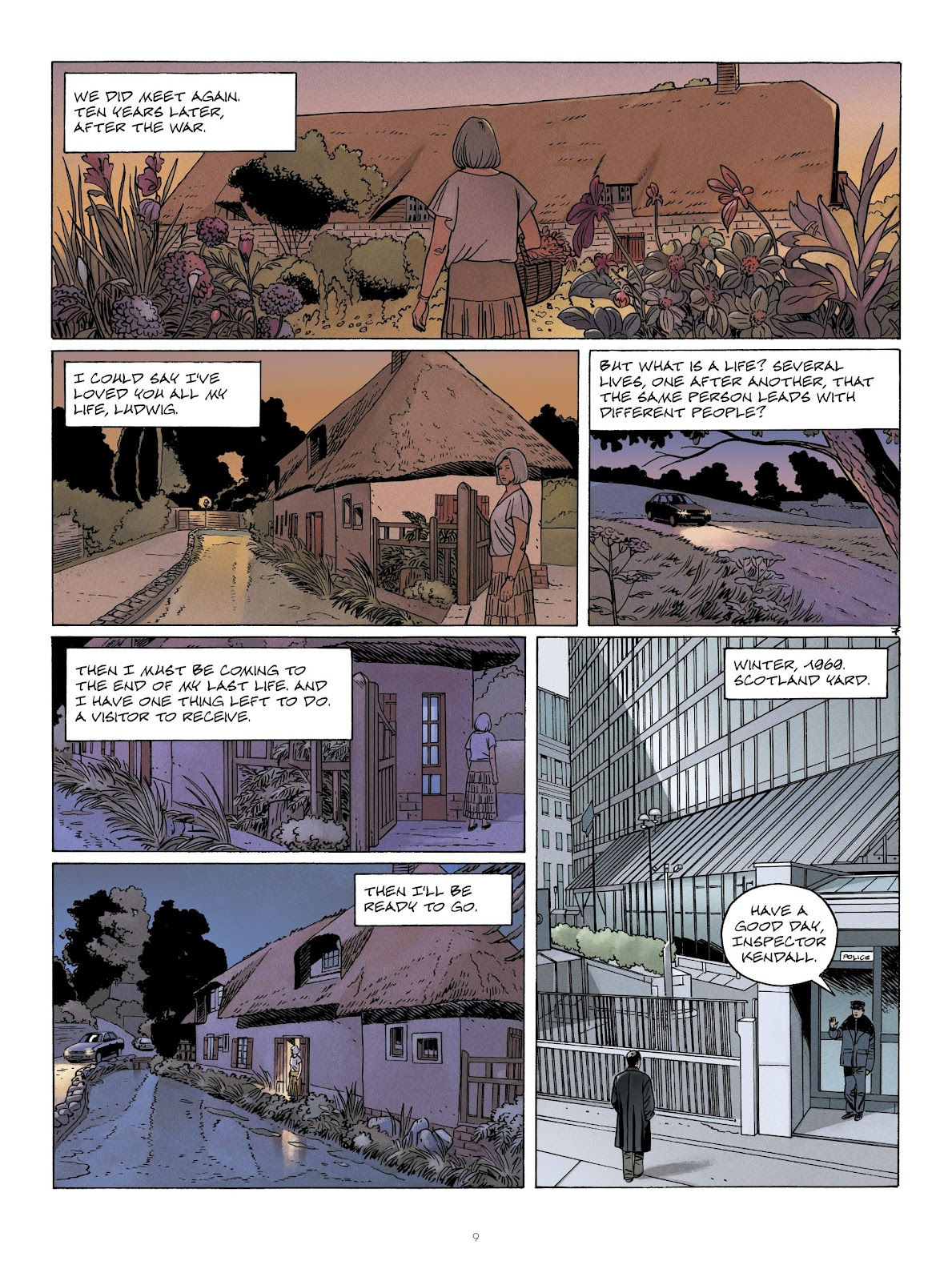 Read online Sherman comic -  Issue #7 - 9