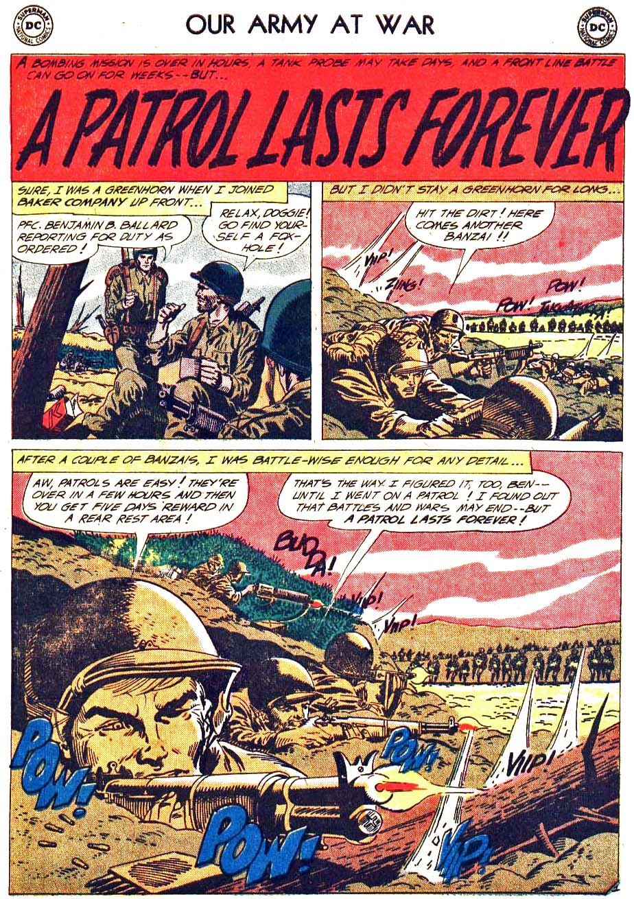 Our Army at War (1952) issue 98 - Page 18