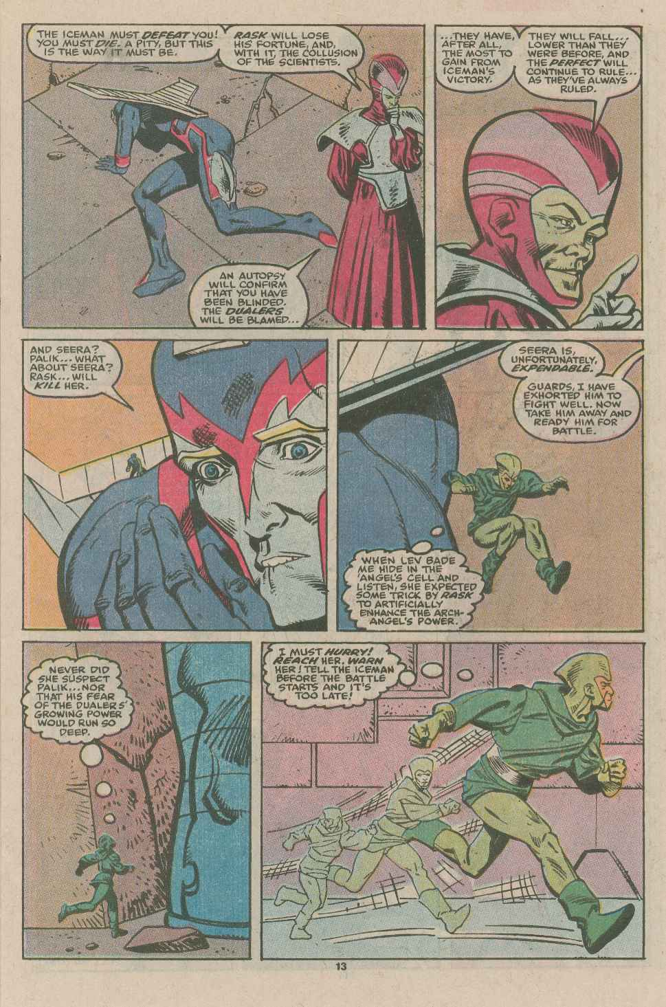 Read online X-Factor (1986) comic -  Issue #49 - 9