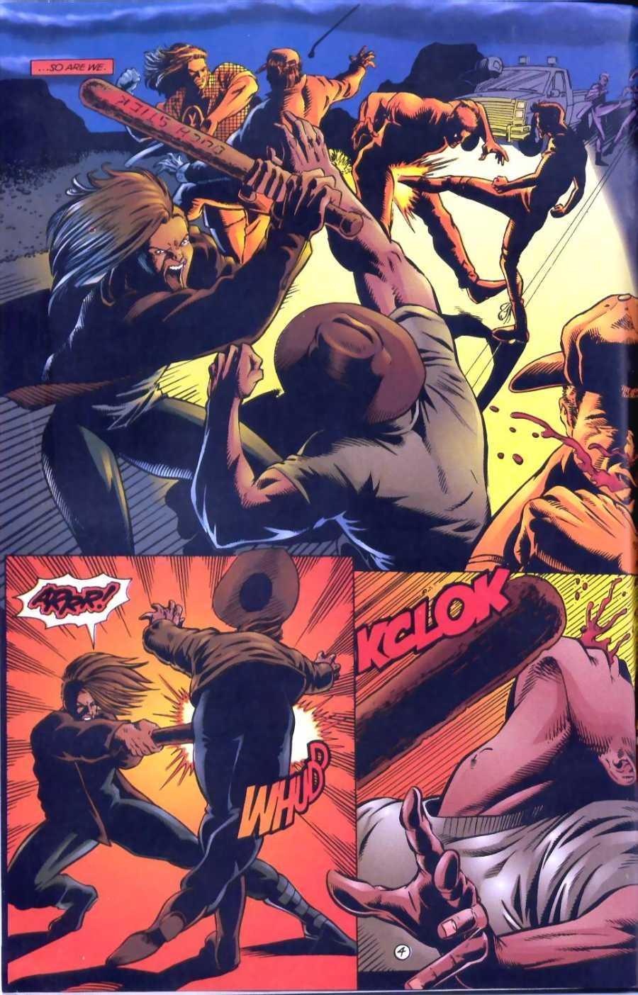 Read online Ultraverse Premiere comic -  Issue #1 - 4