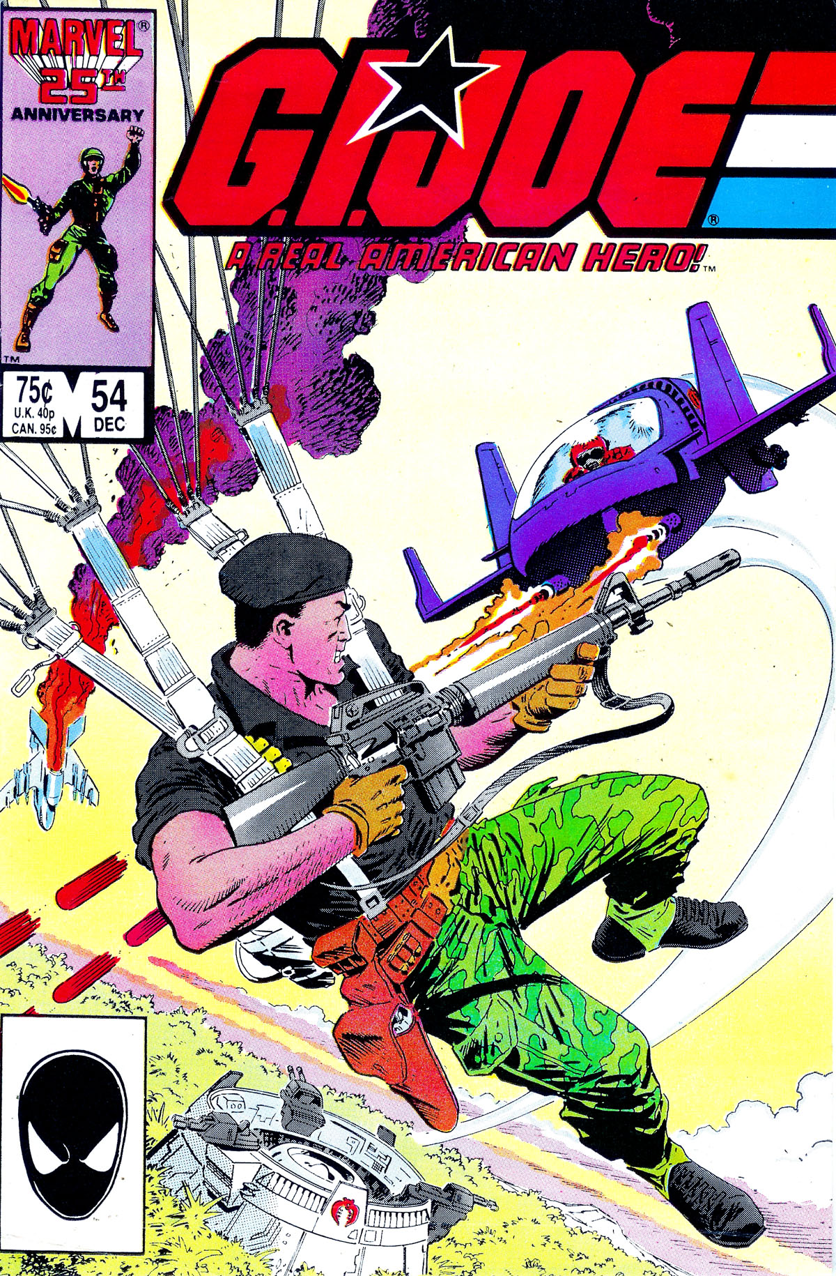 G.I. Joe: A Real American Hero 54 Page 1