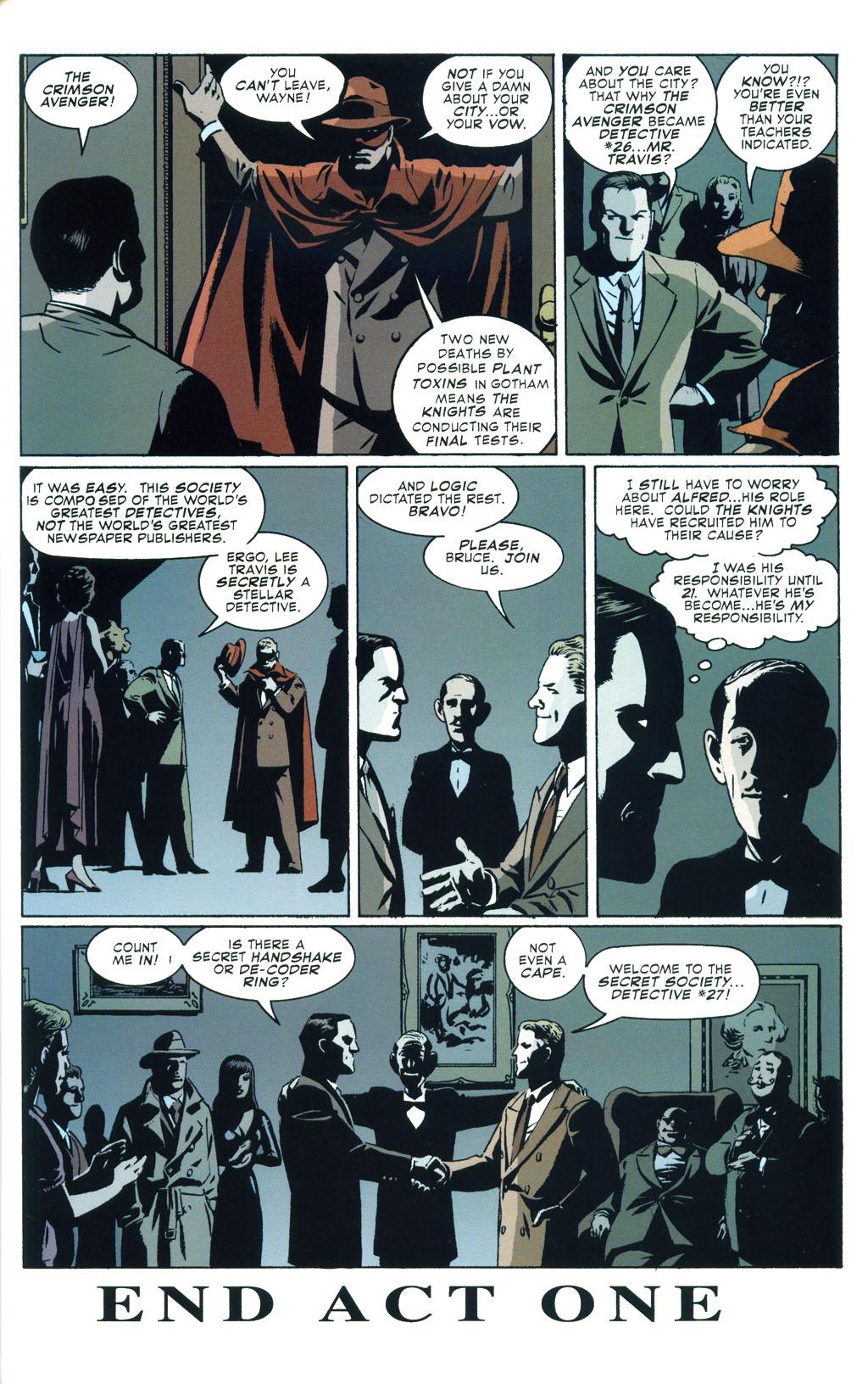 Read online Batman: Detective #27 comic -  Issue #27 TPB - 43