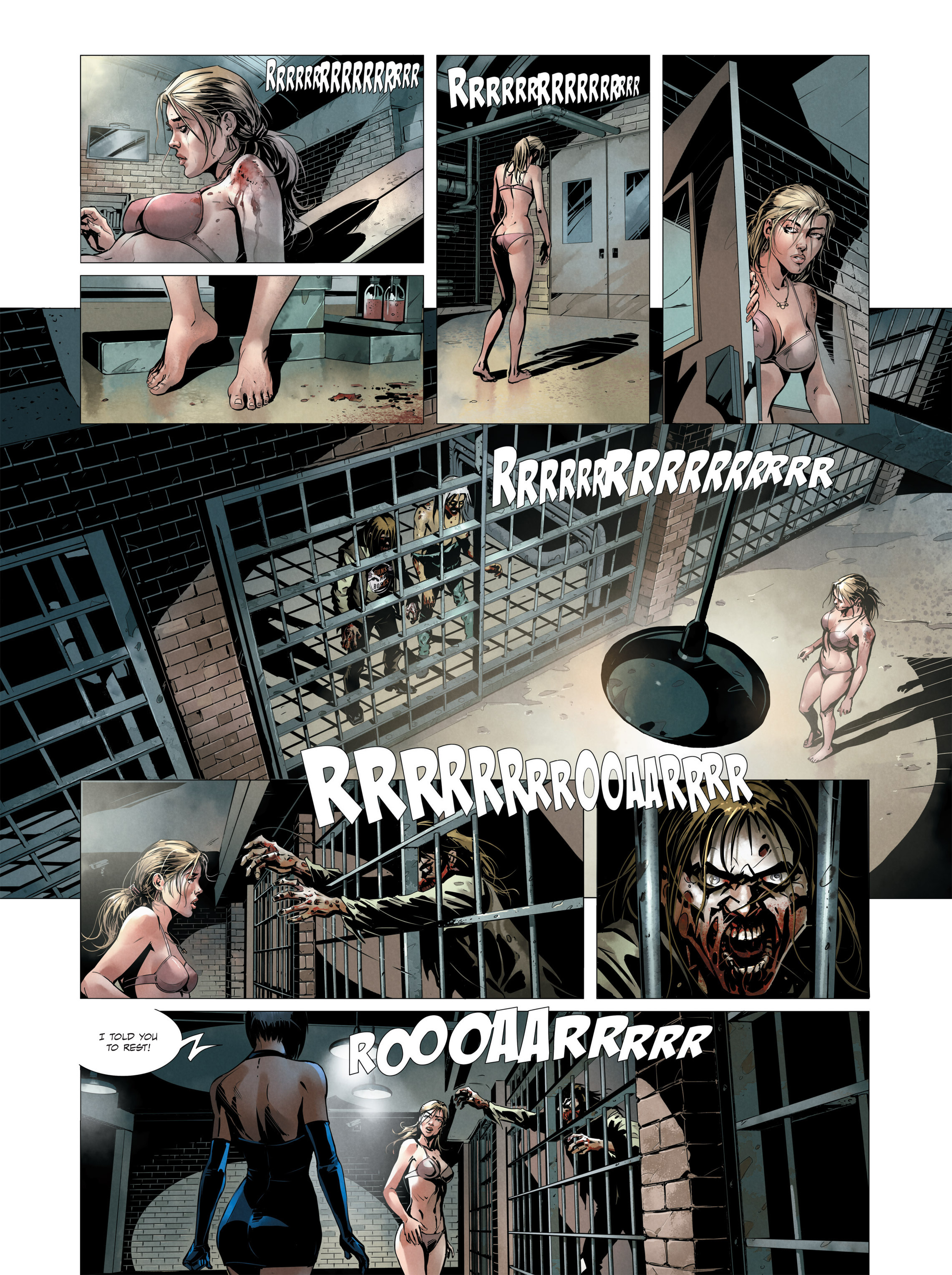 Read online Alice Matheson comic -  Issue #3 - 31