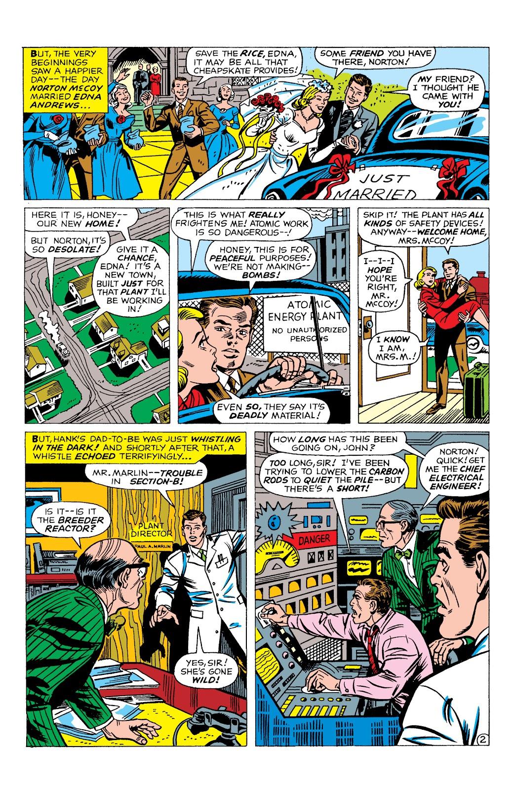 Uncanny X-Men (1963) issue 49 - Page 18