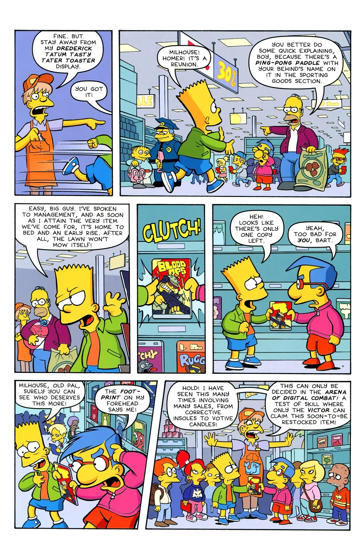 Read online Simpsons Comics comic -  Issue #230 - 9