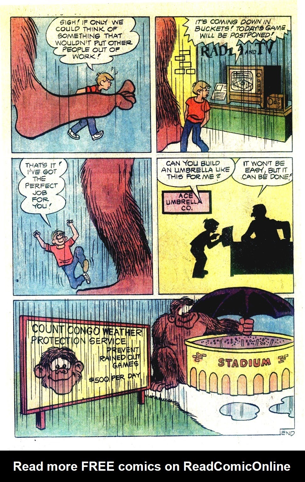 Read online Madhouse Comics comic -  Issue #106 - 17