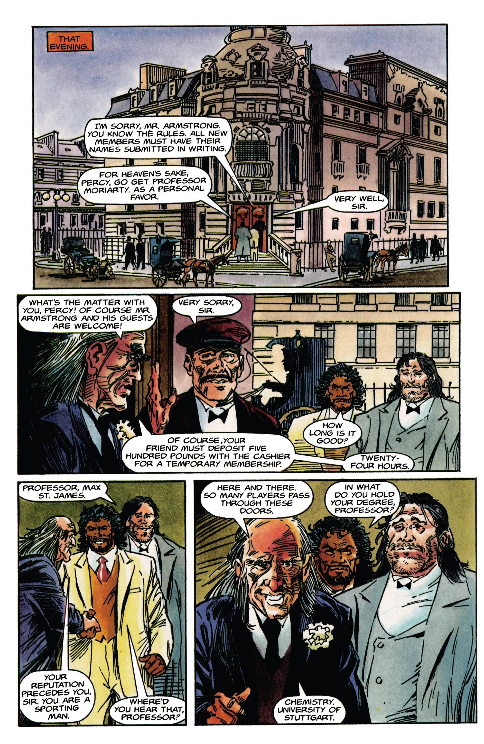 Read online Shadowman (1992) comic -  Issue # _TPB 1 - 15