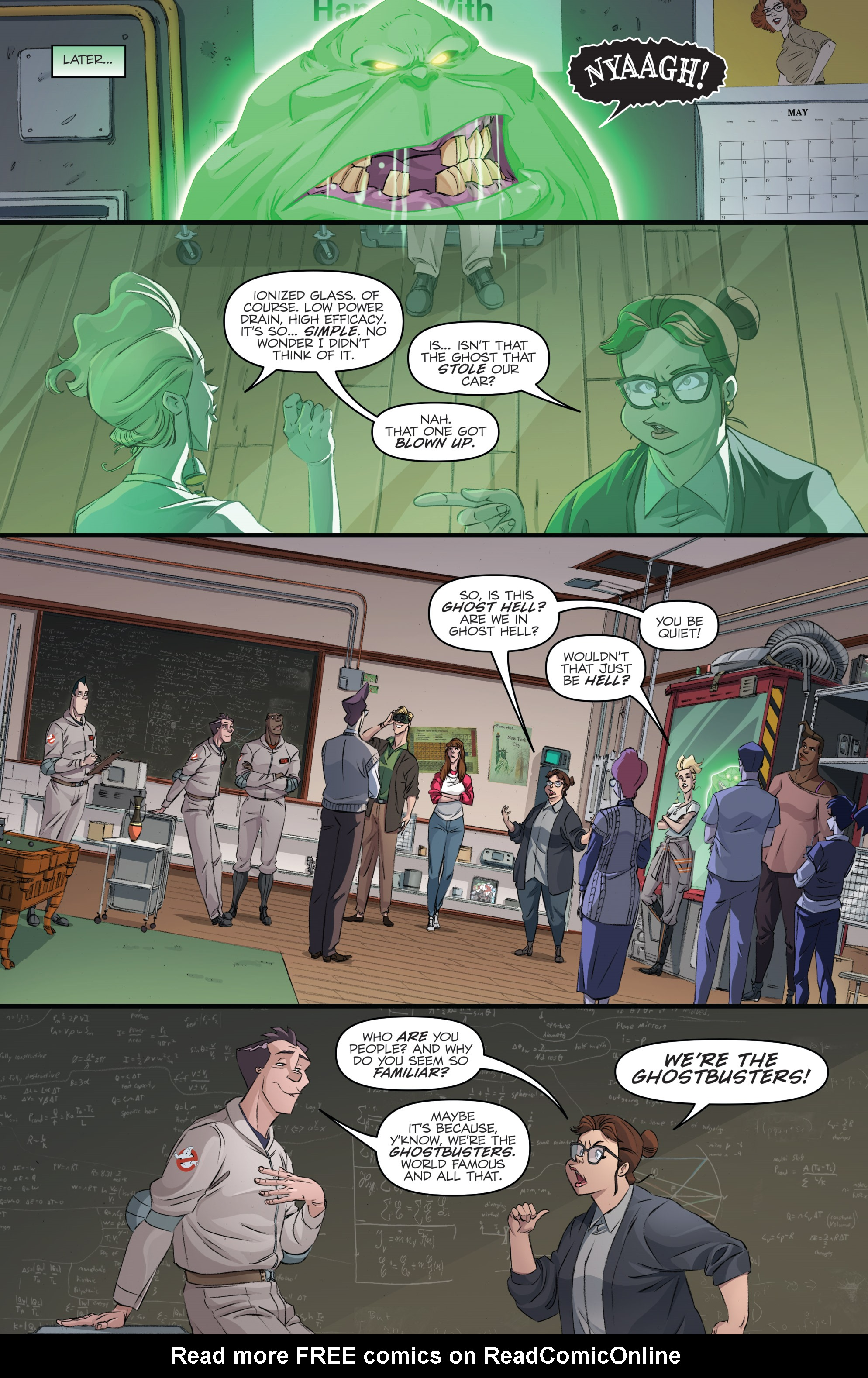 Read online Ghostbusters 101 comic -  Issue #3 - 16