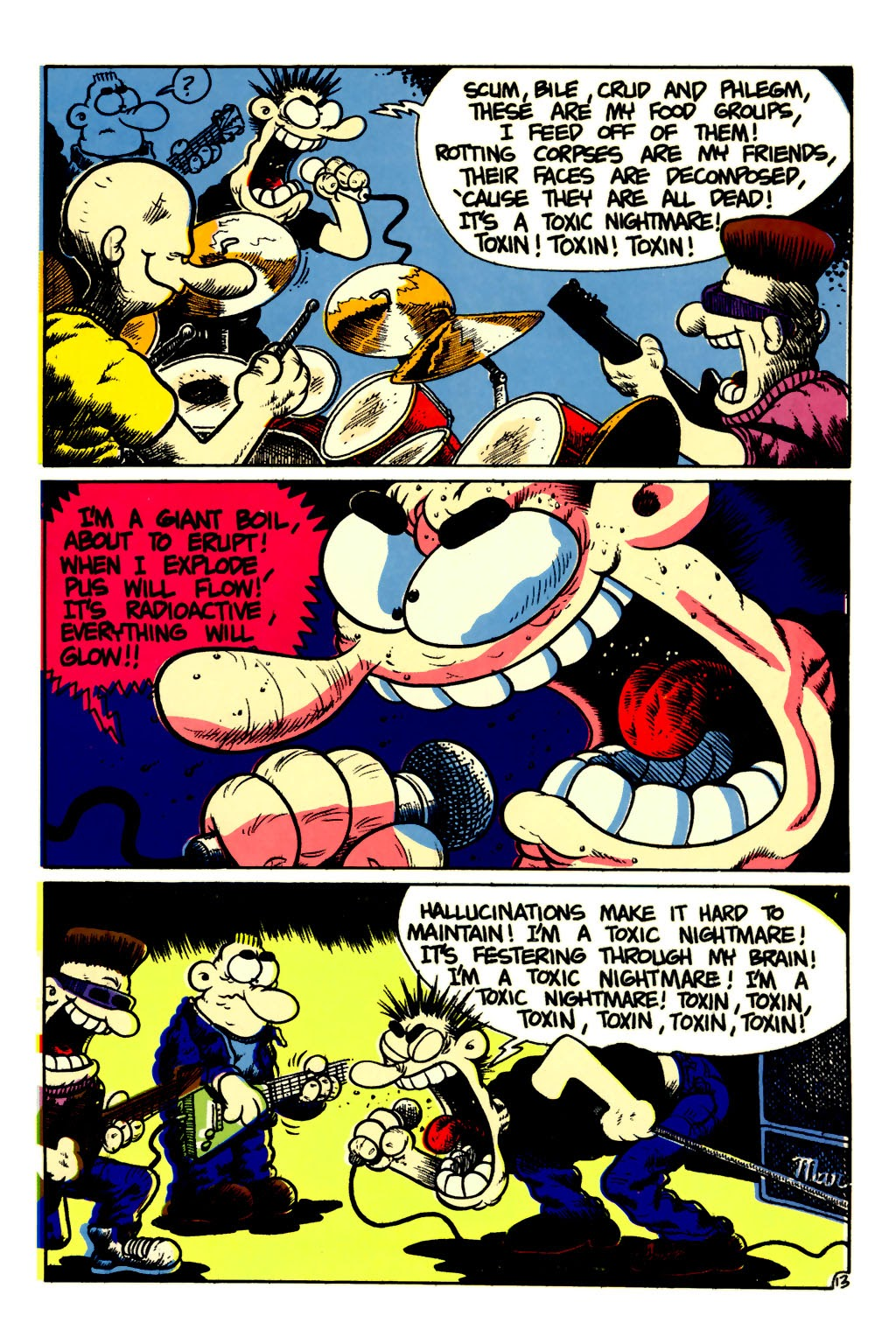 Ralph Snart Adventures (1988) issue 6 - Page 14