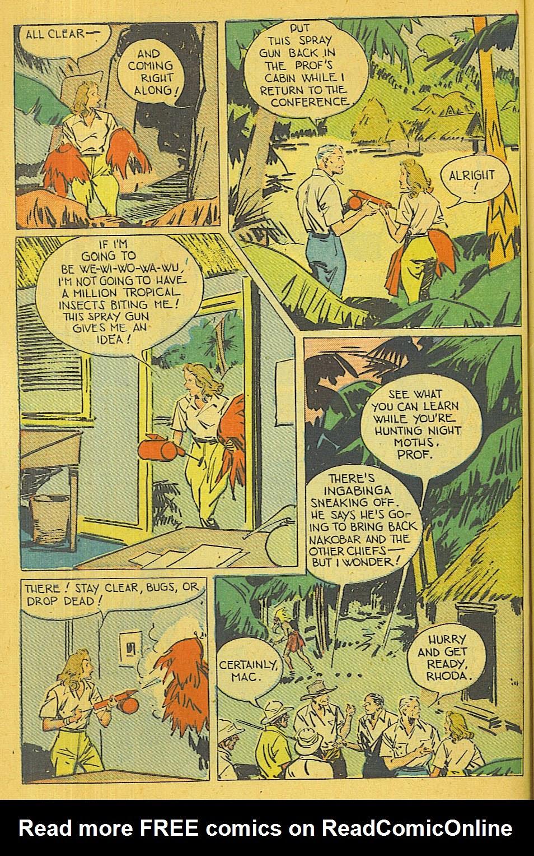 Read online Super-Magician Comics comic -  Issue #39 - 11