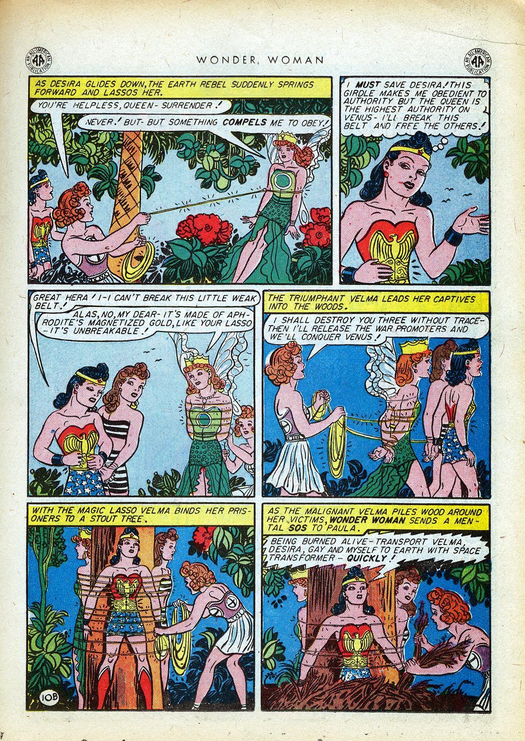 Read online Wonder Woman (1942) comic -  Issue #12 - 23