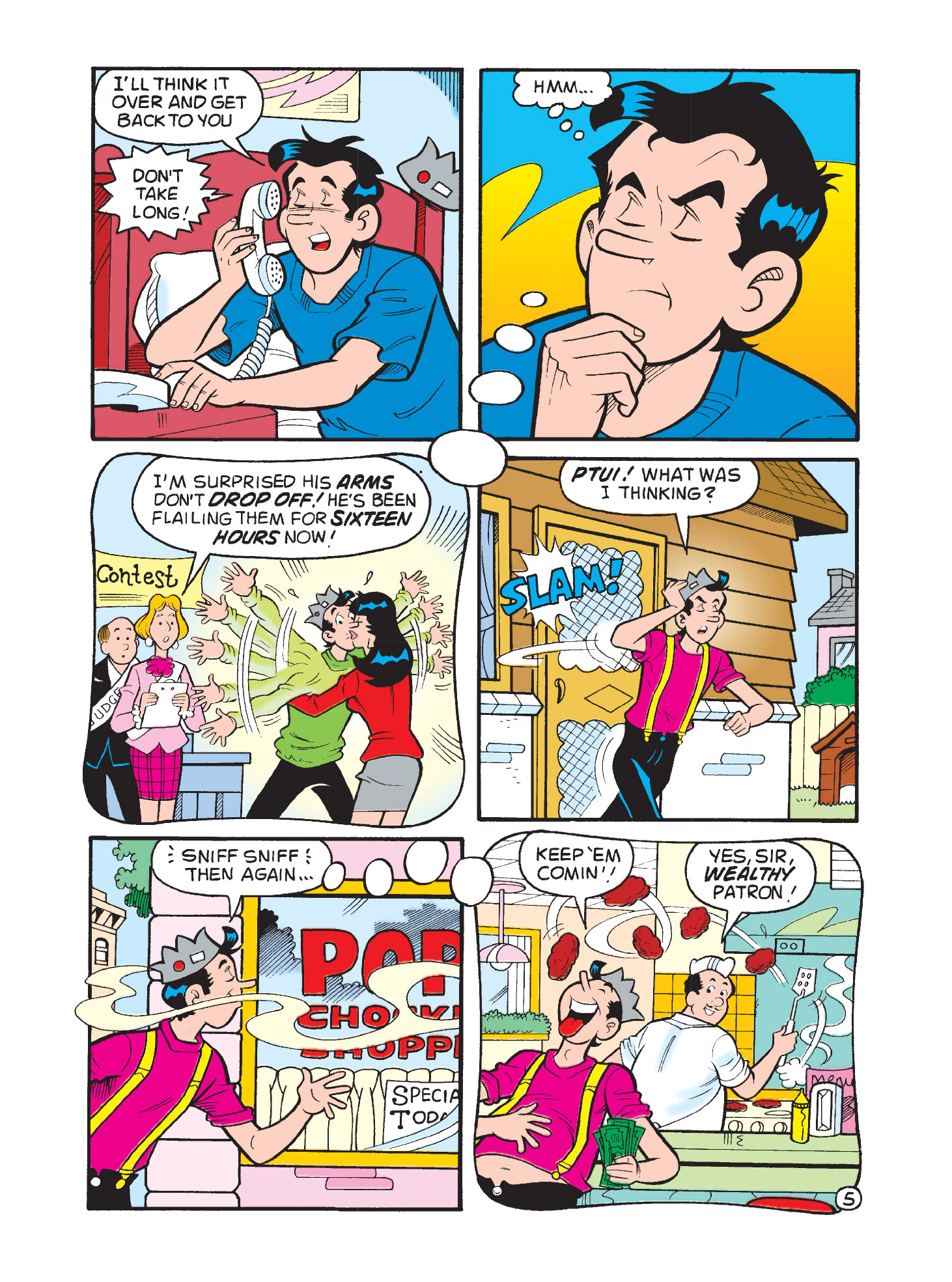 Read online Archie's Funhouse Double Digest comic -  Issue #9 - 98