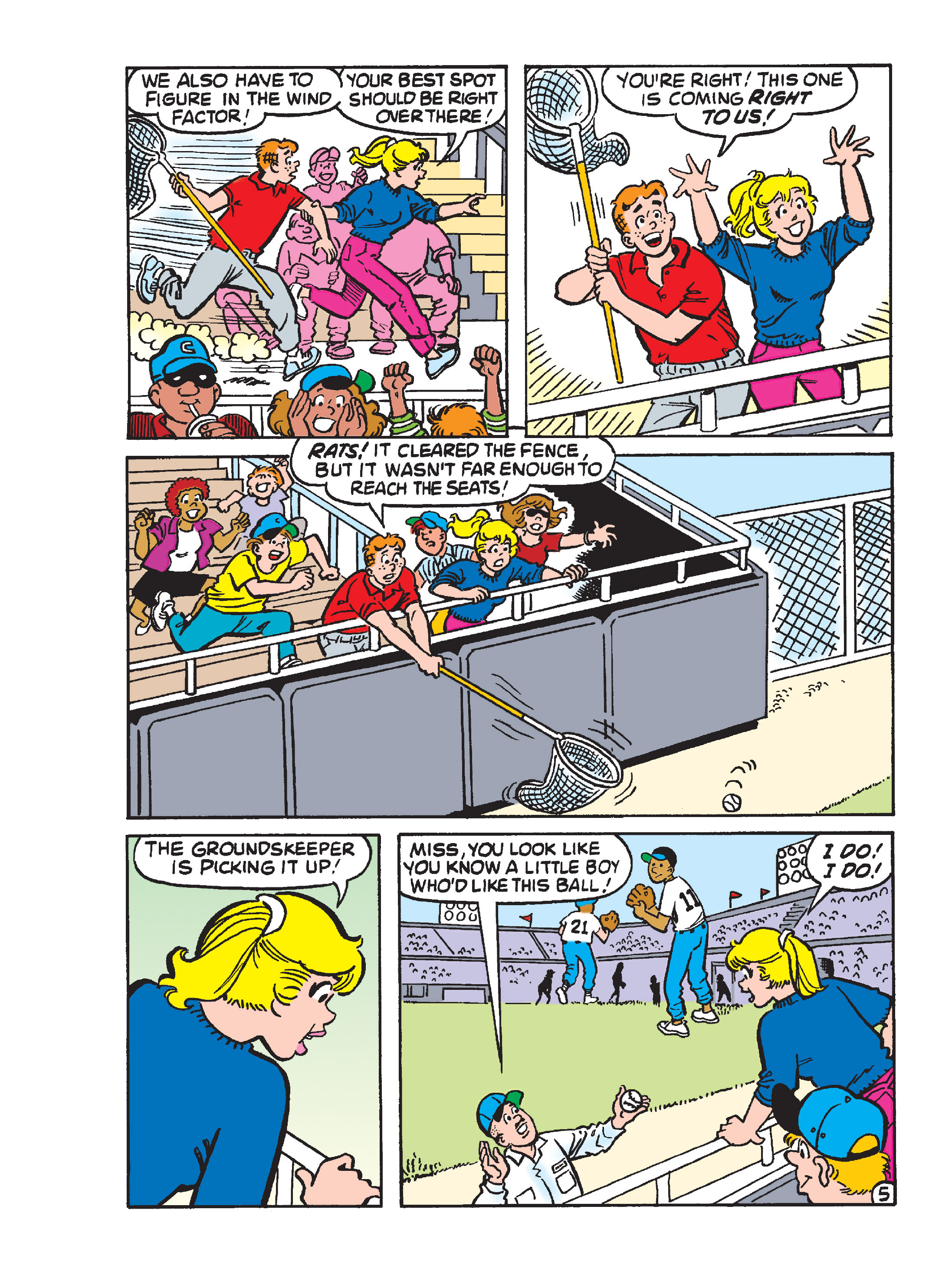 Read online Archie's Funhouse Double Digest comic -  Issue #15 - 213
