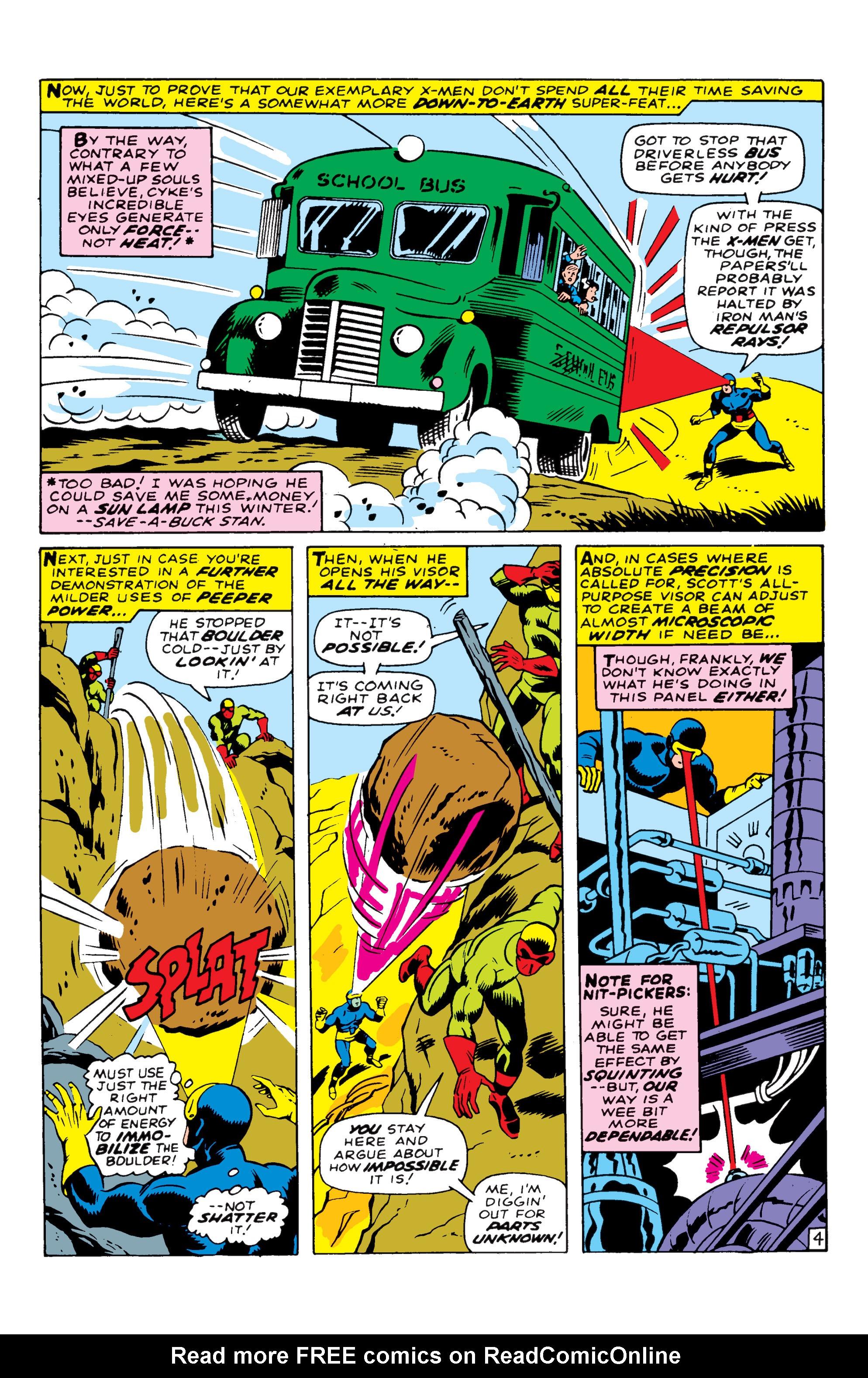 Uncanny X-Men (1963) 43 Page 19