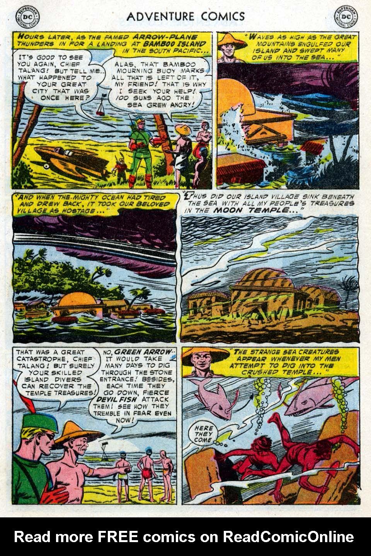 Read online Adventure Comics (1938) comic -  Issue #211 - 29