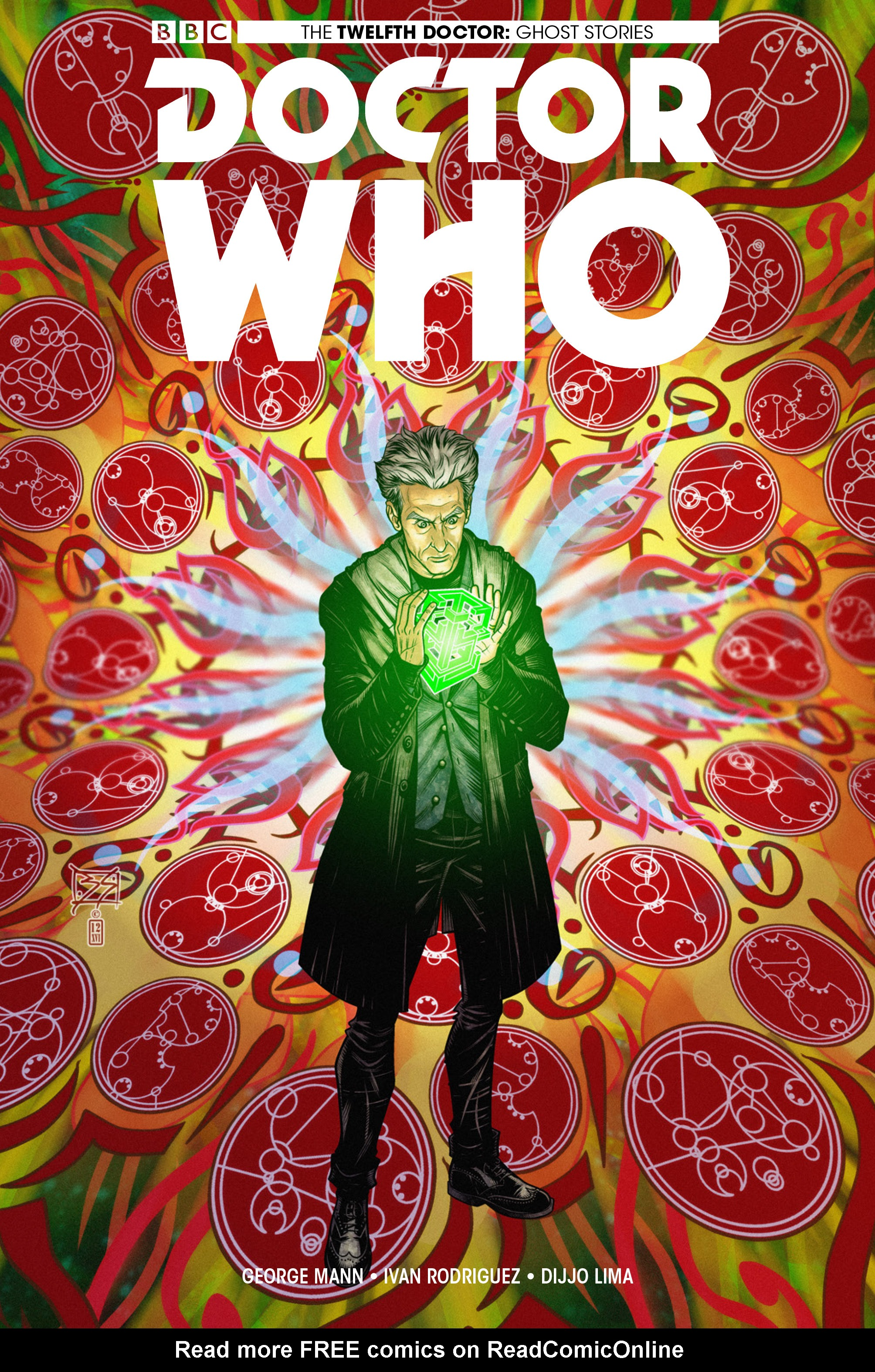 Read online Doctor Who: Ghost Stories comic -  Issue #7 - 1