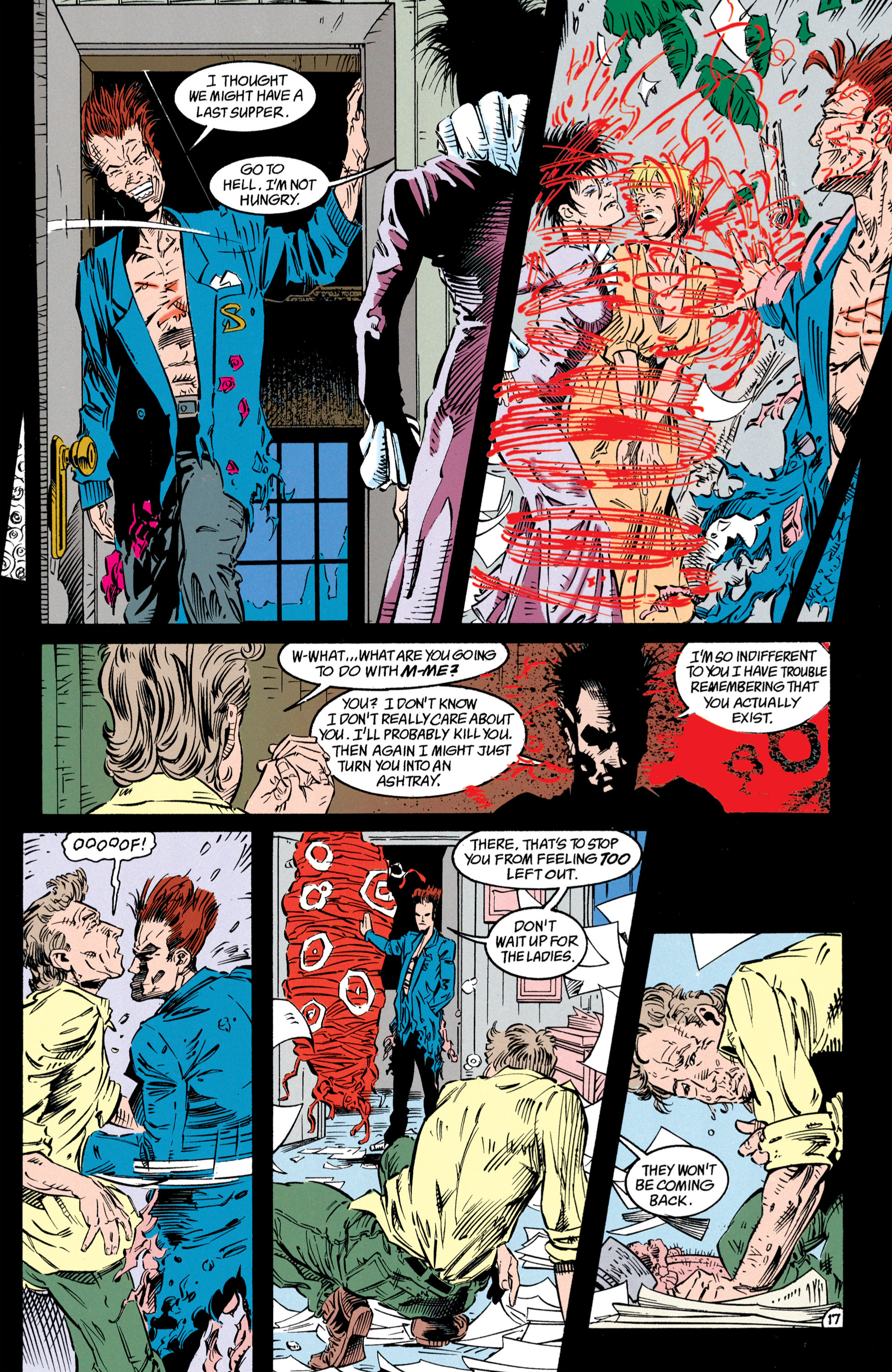 Read online Shade, the Changing Man comic -  Issue #39 - 18