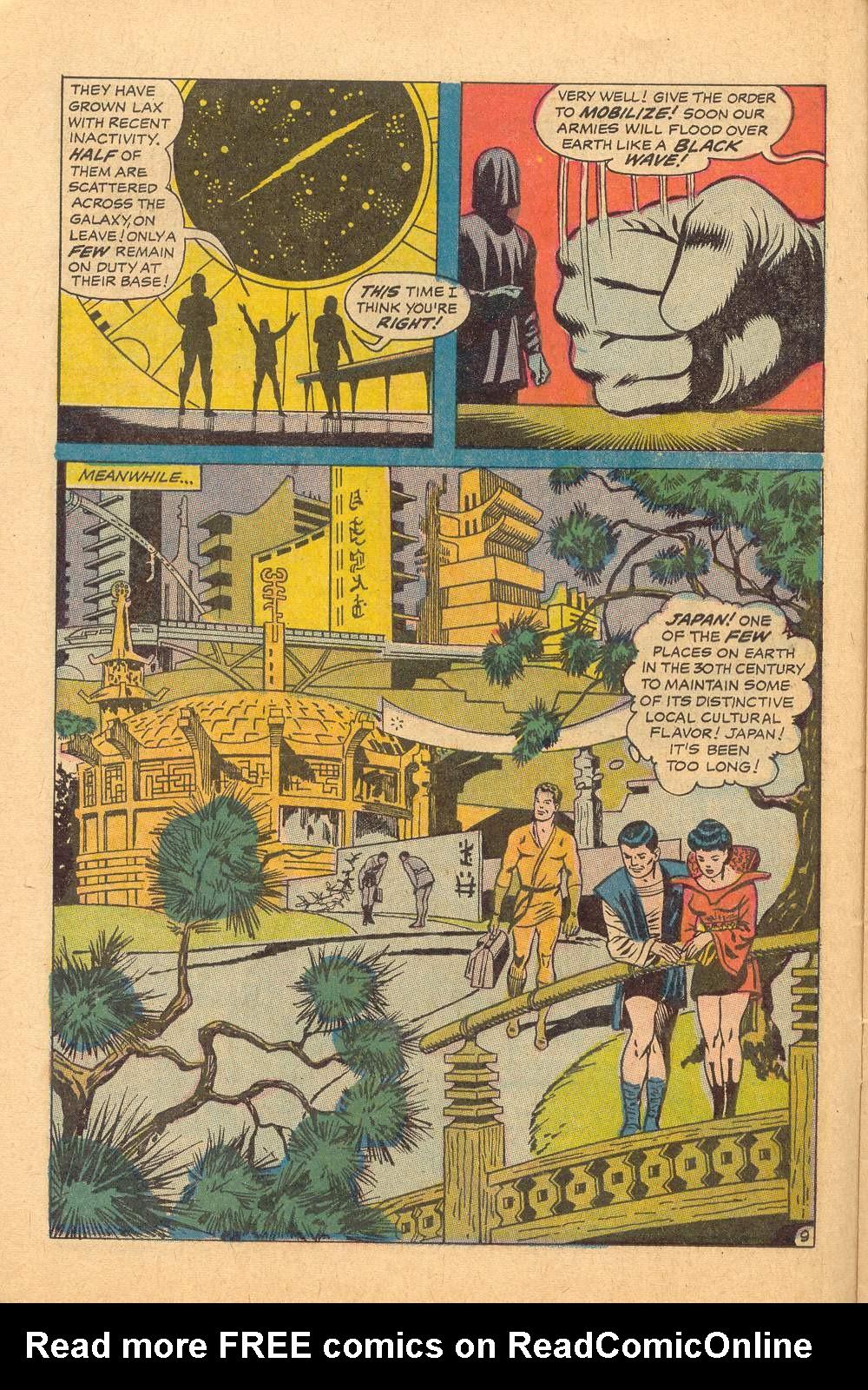Read online Adventure Comics (1938) comic -  Issue #367 - 13
