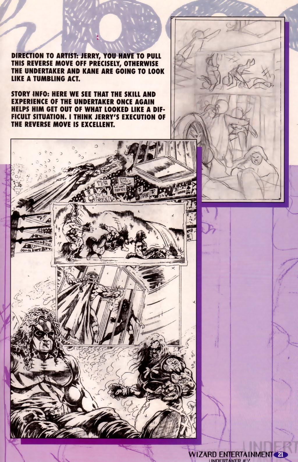 Read online Undertaker (1999) comic -  Issue #0.5 - 20