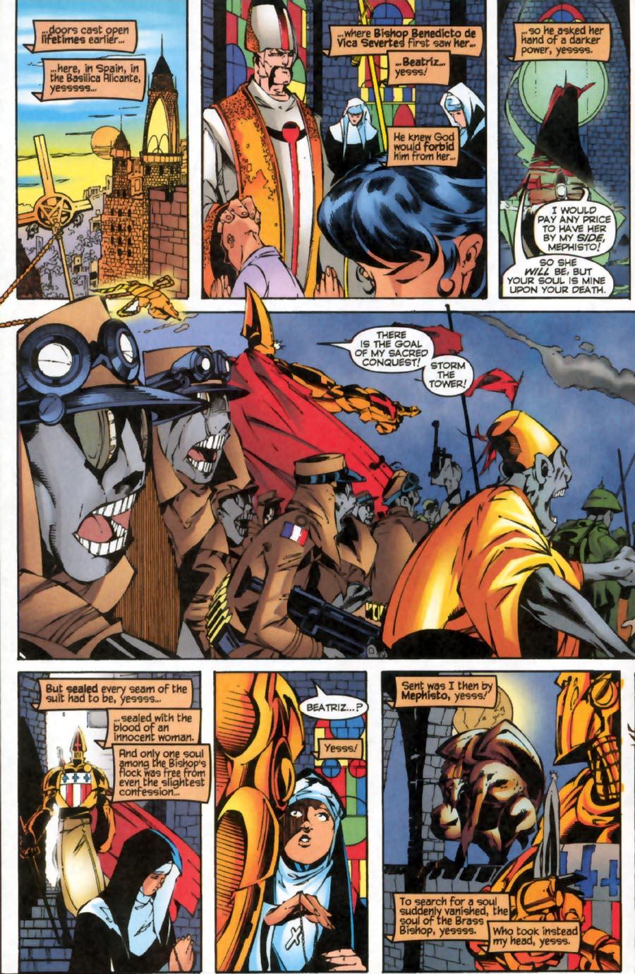 Read online Alpha Flight (1997) comic -  Issue #16 - 3
