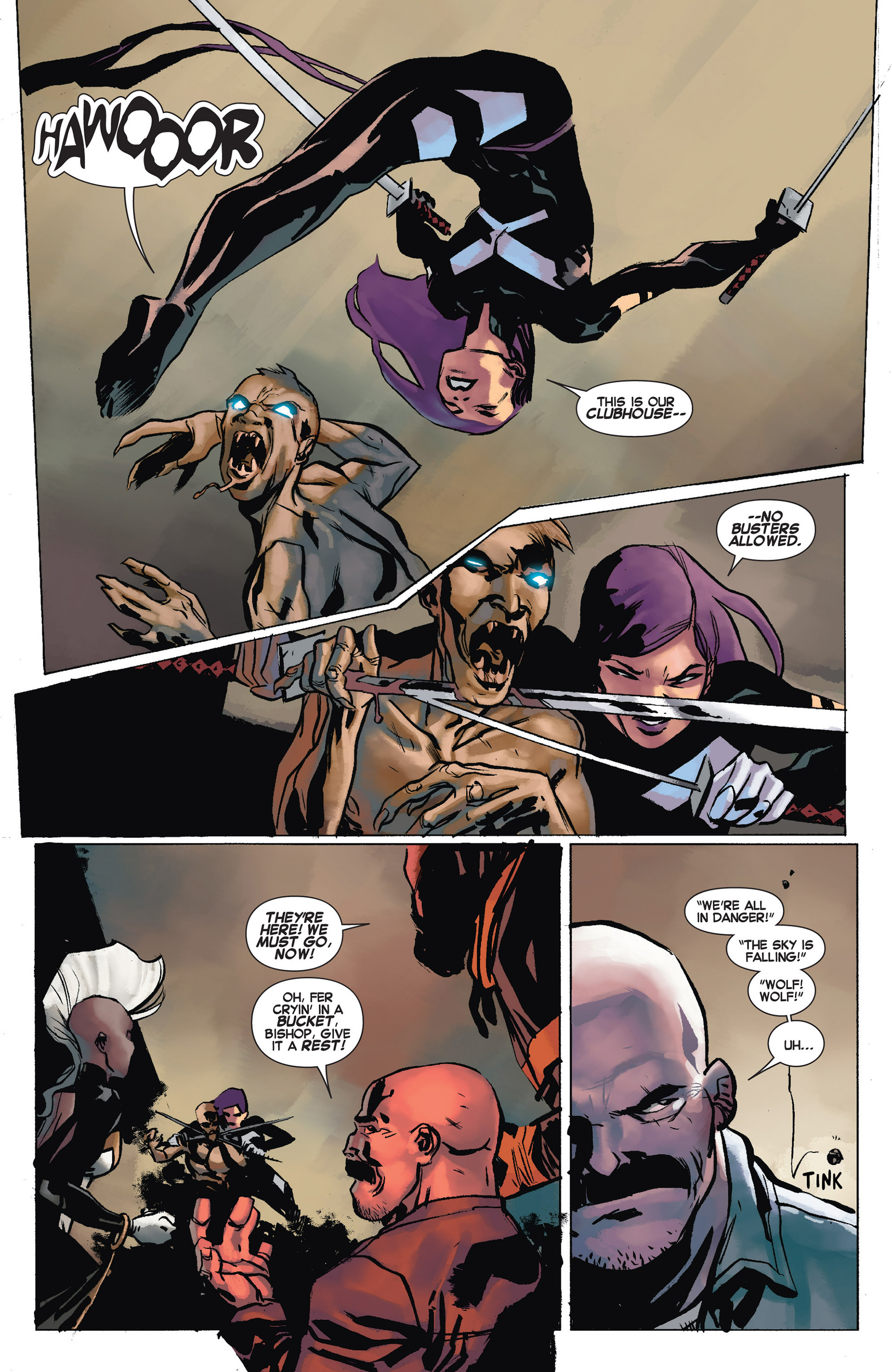 Read online Uncanny X-Force (2013) comic -  Issue #10 - 8