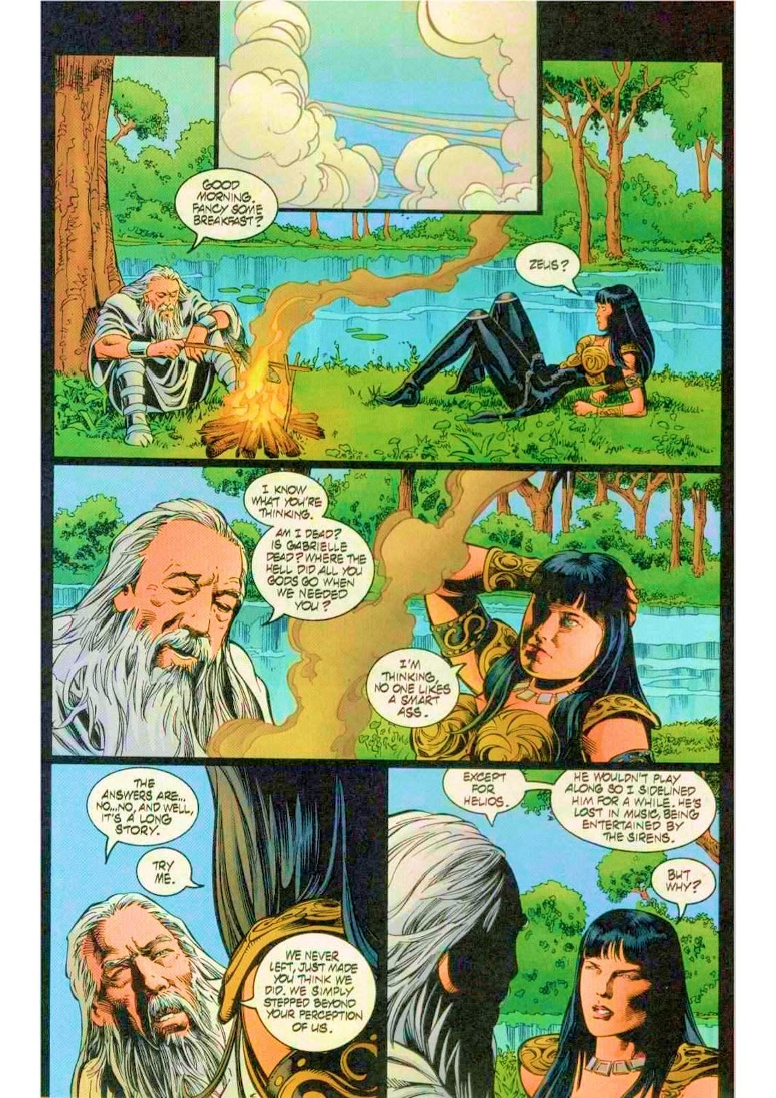 Xena: Warrior Princess (1999) Issue #12 #12 - English 22