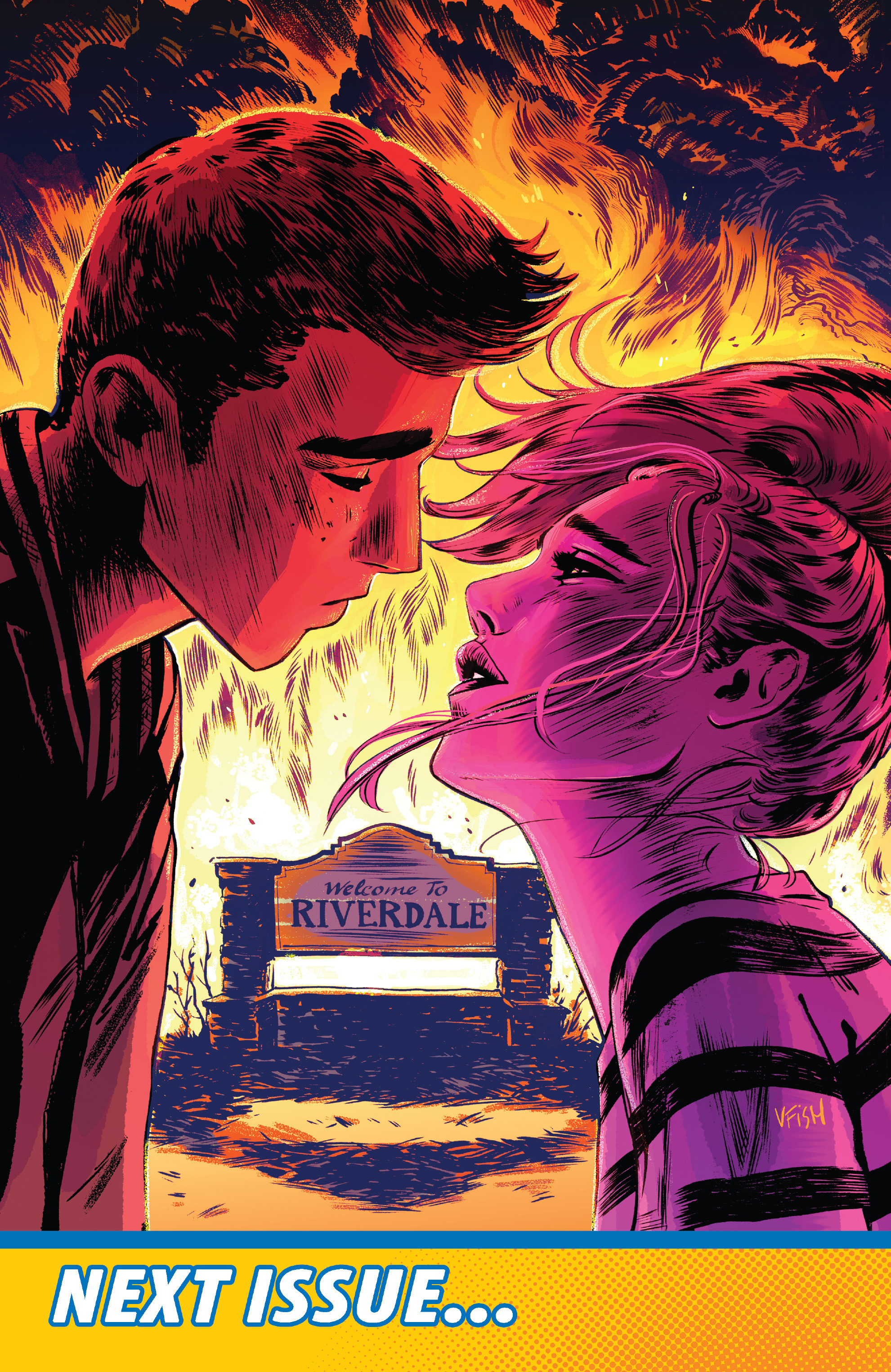 Read online Archie (2015) comic -  Issue #9 - 32